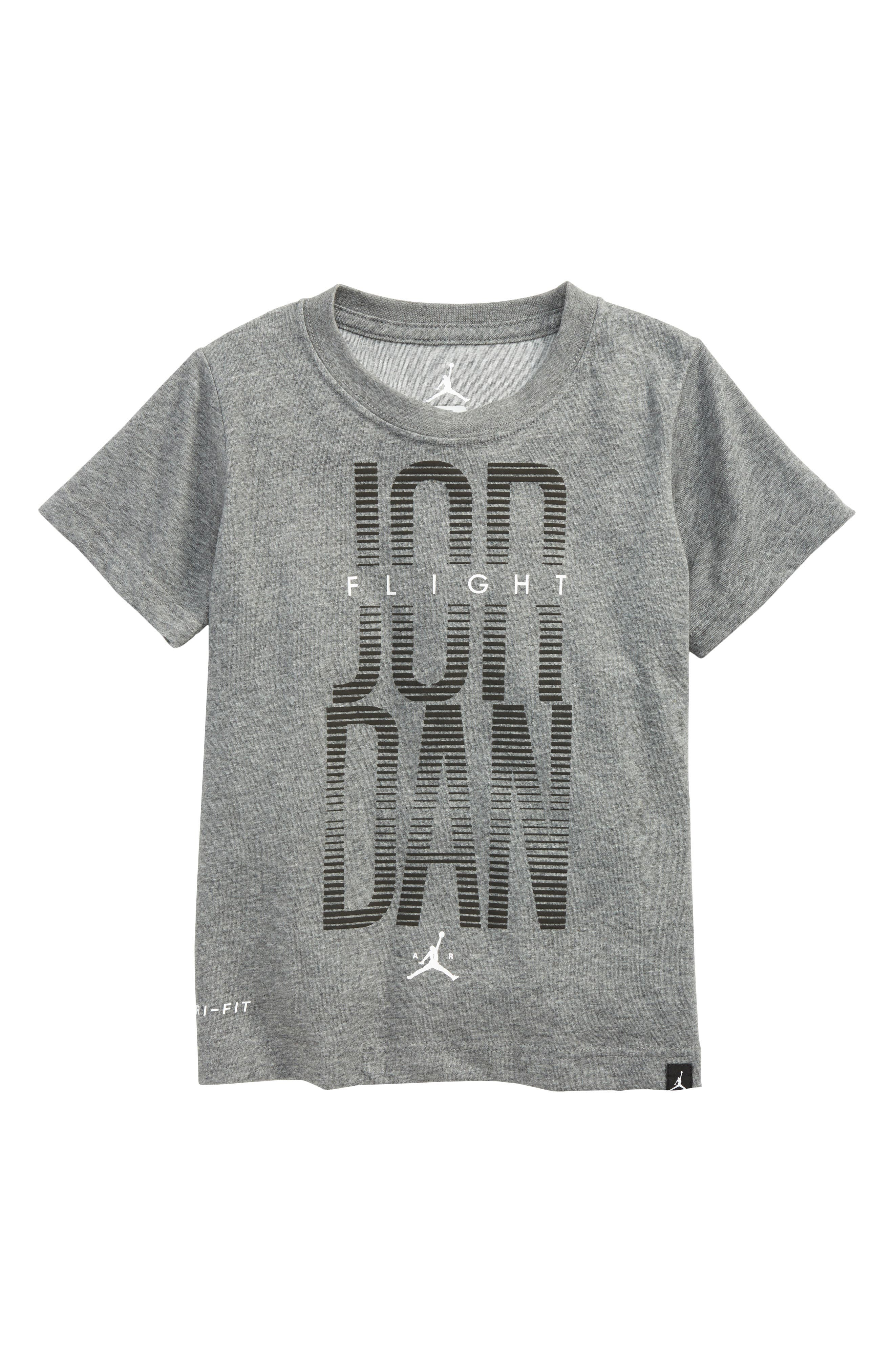 Jordan Flight Dri-FIT Graphic T-Shirt (Toddler Boys & Little Boys)