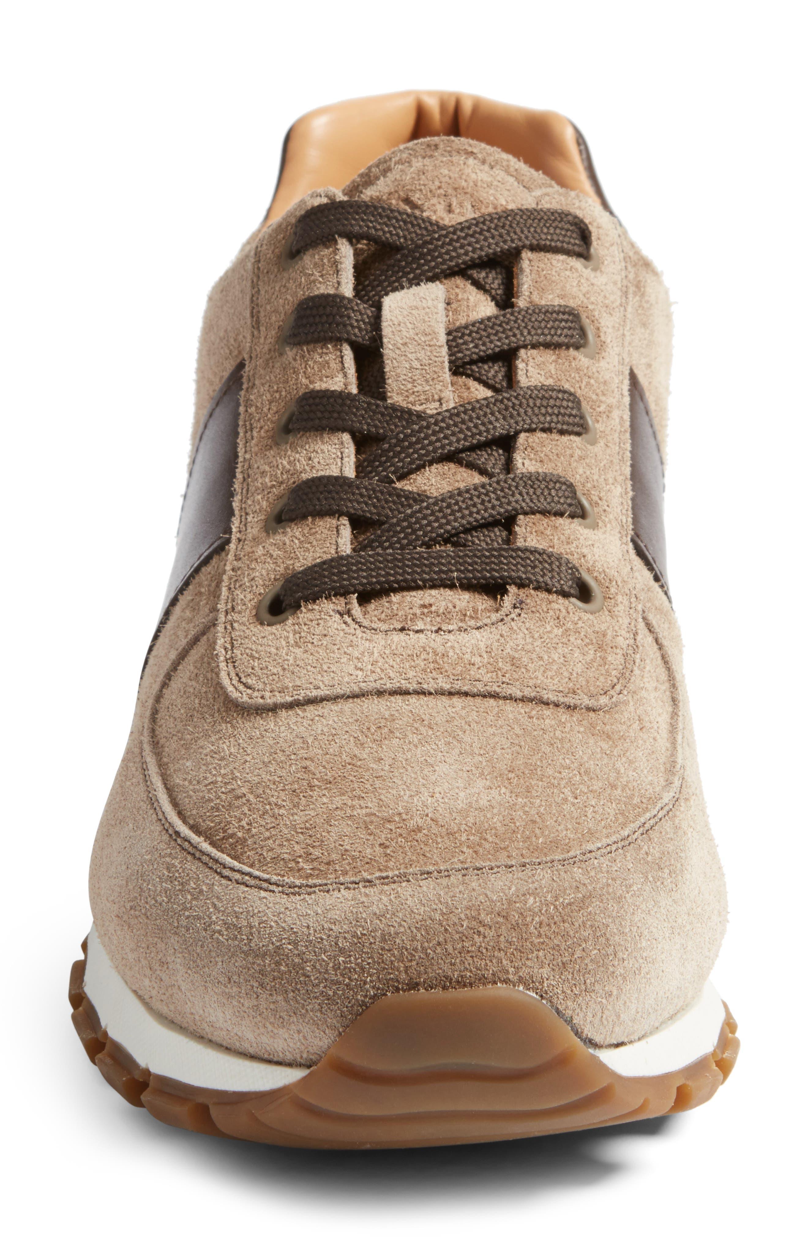 Alternate Image 4  - Prada Sneaker (Men)
