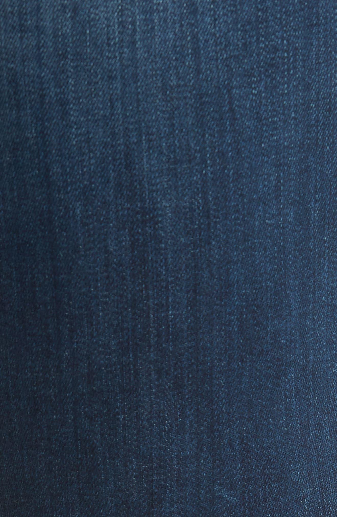 Alternate Image 5  - Fidelity Denim Torino Slim Fit Jeans (Providence)