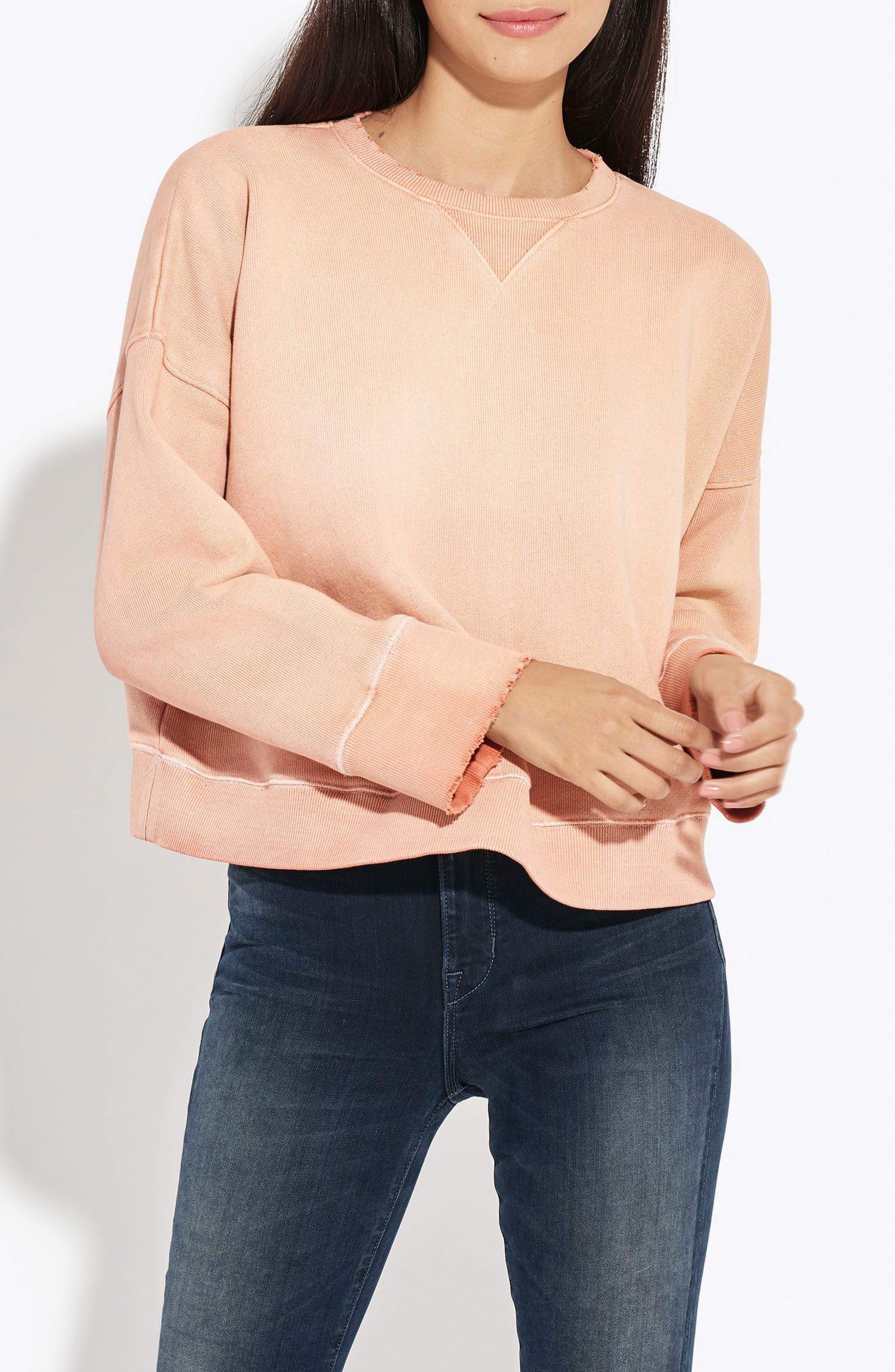 The Big Guy Sweatshirt,                         Main,                         color, Popsicle