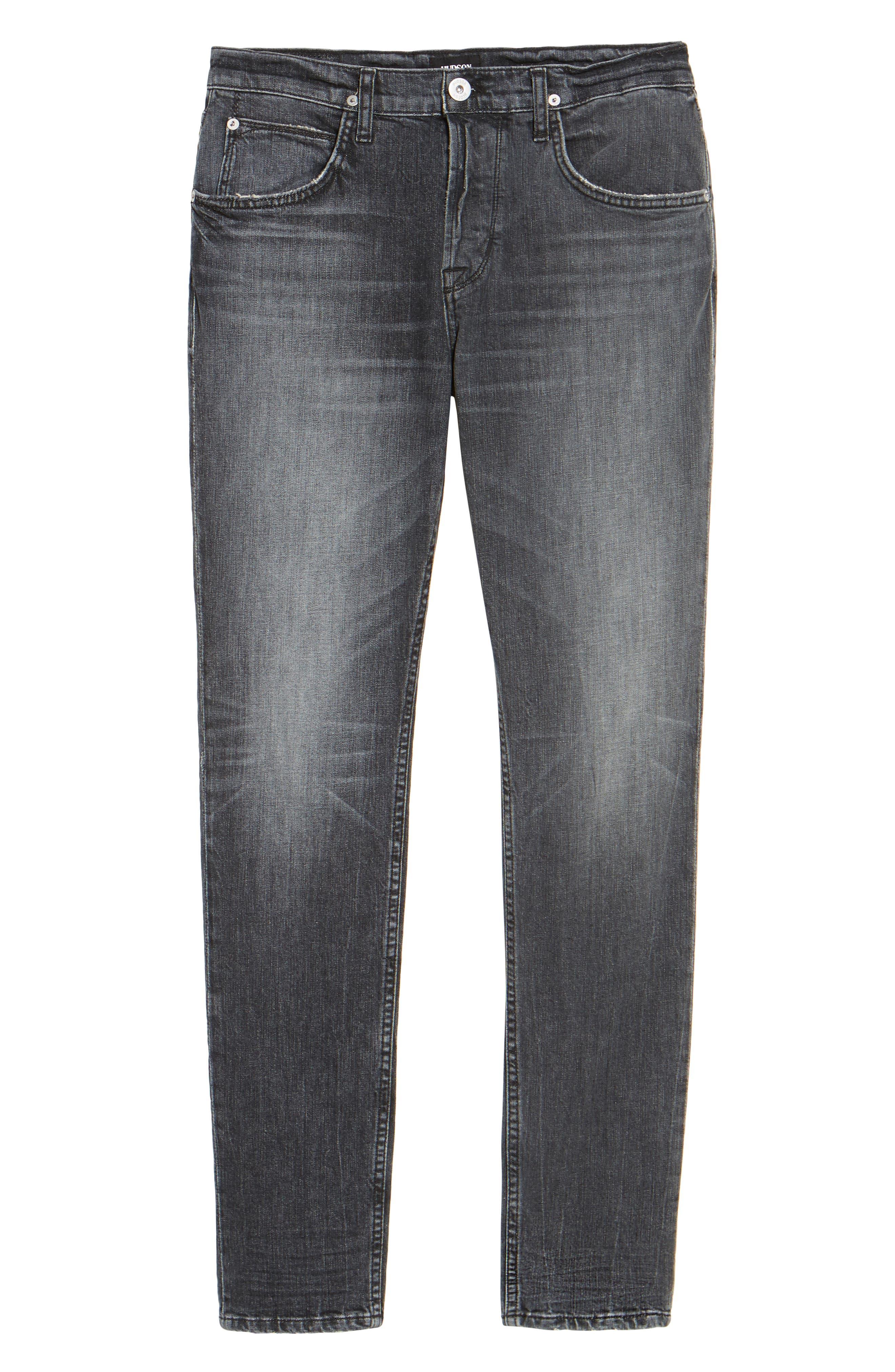 Axl Skinny Fit Jeans,                             Alternate thumbnail 6, color,                             Venture