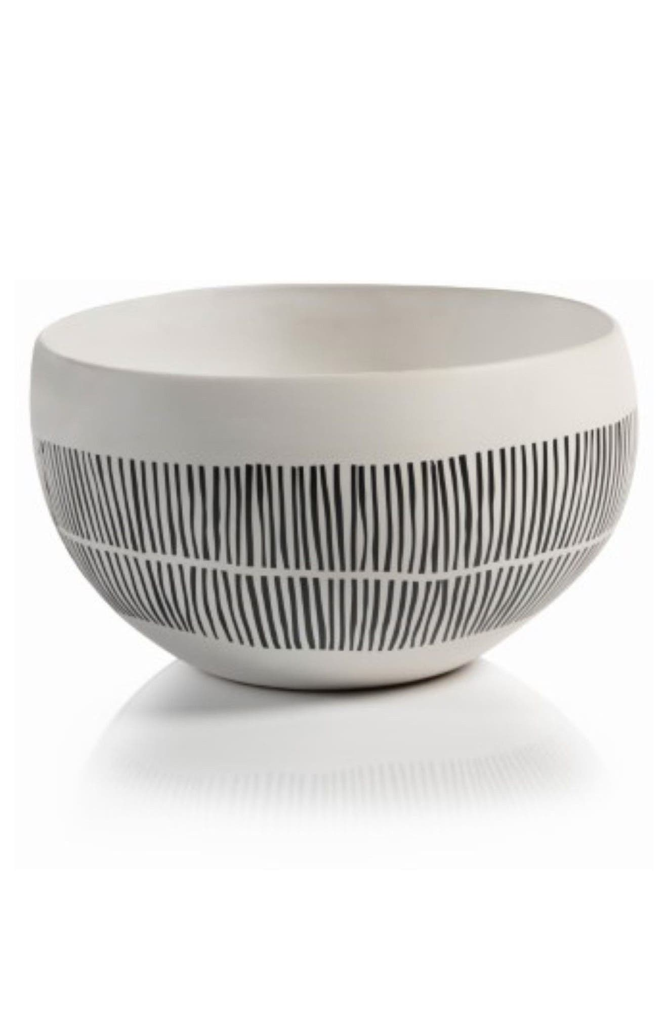 Alternate Image 1 Selected - Zodax Marquesa Ceramic Bowl