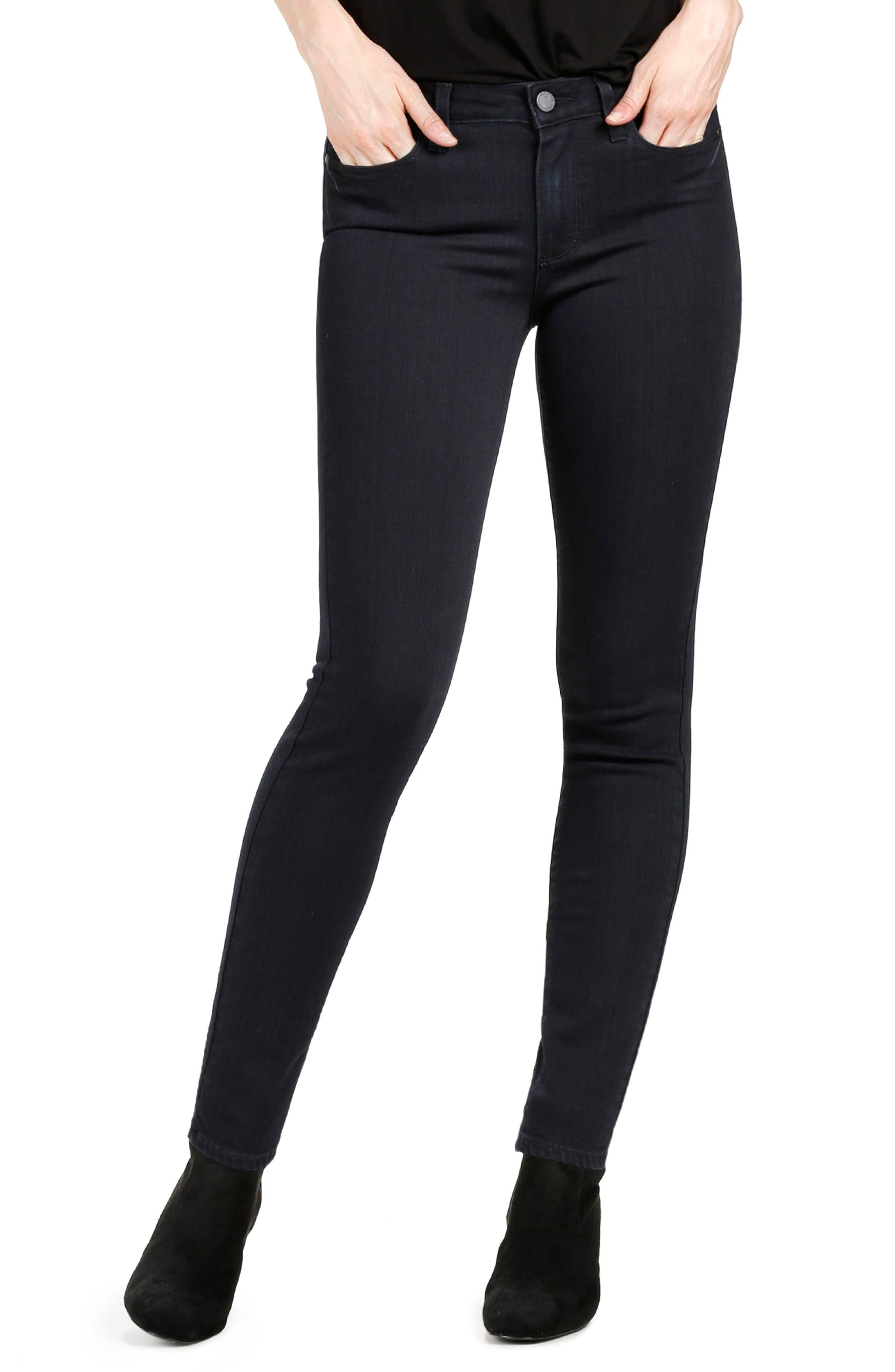 PAIGE Transcend - Verdugo Ultra Skinny Jeans (Cherie)