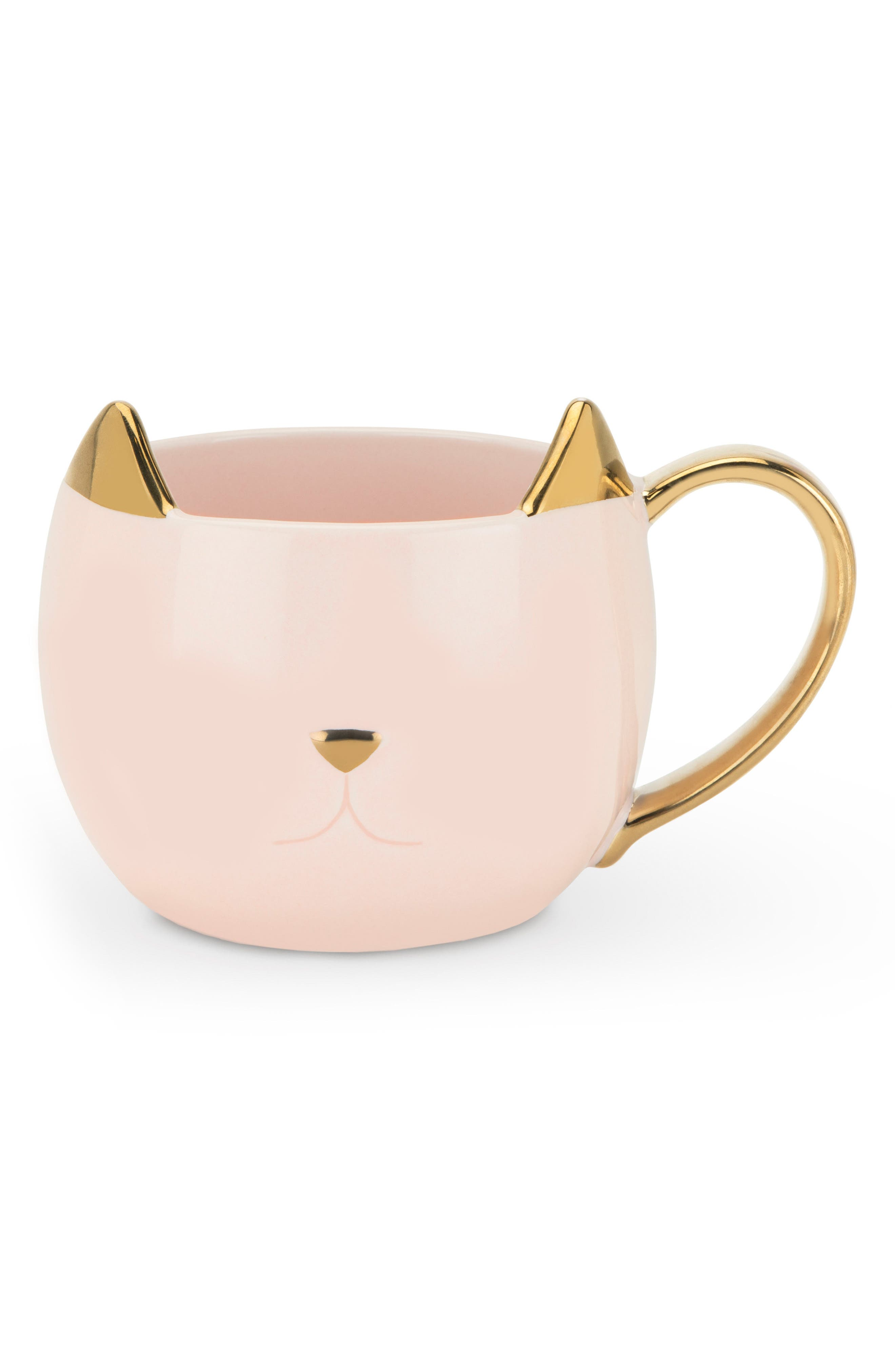 Pinky Up Chloe Cat Ceramic Mug