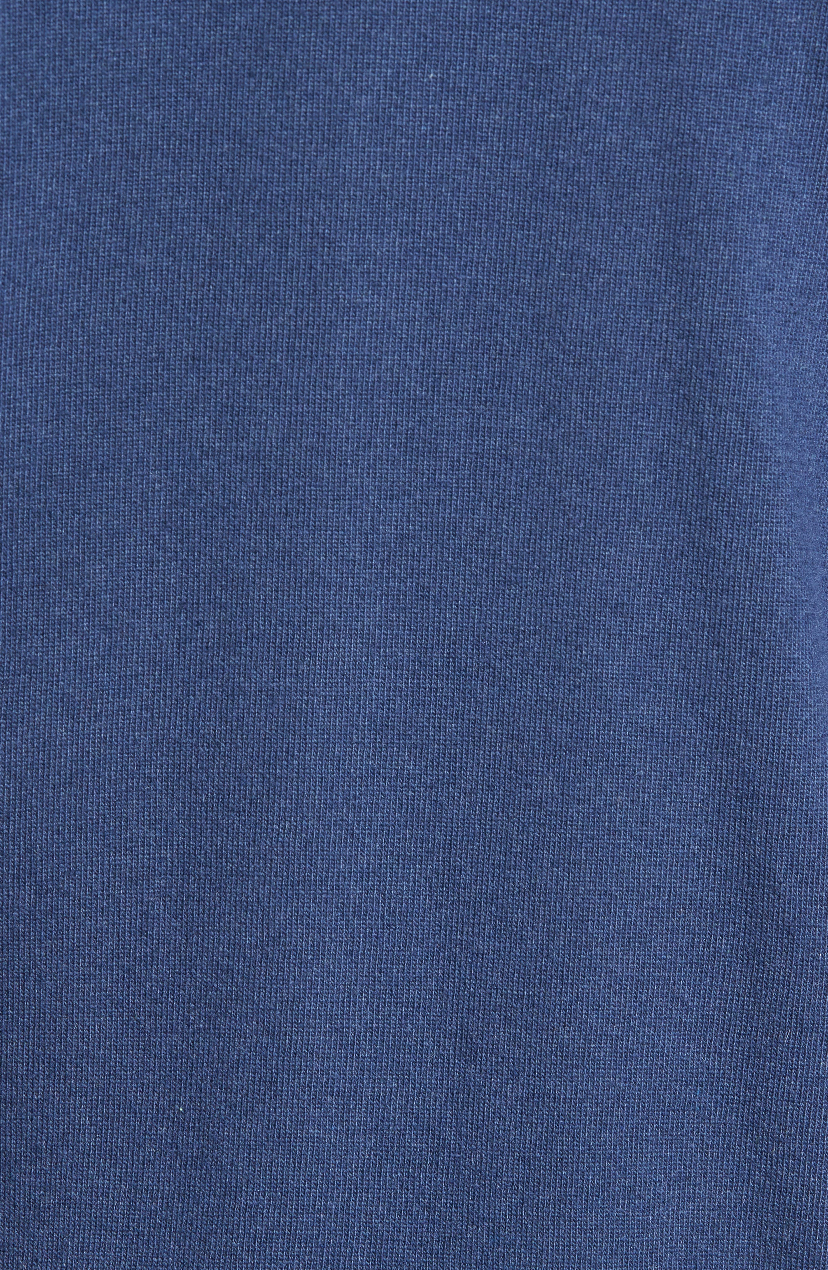 Zip Sweater,                             Alternate thumbnail 5, color,                             Classic Blue