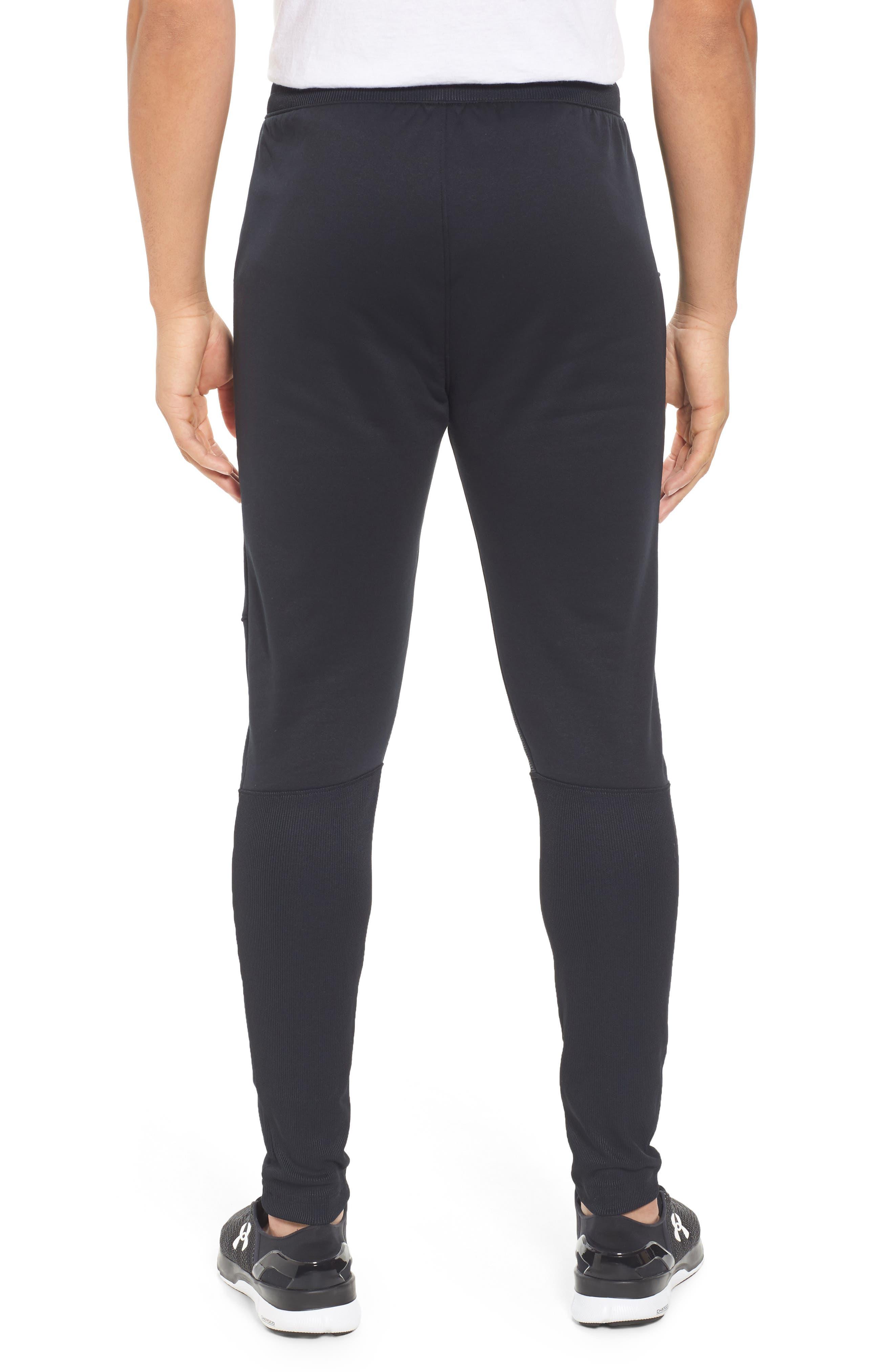 Courtside Training Pants,                             Alternate thumbnail 2, color,                             Black / Black / Black