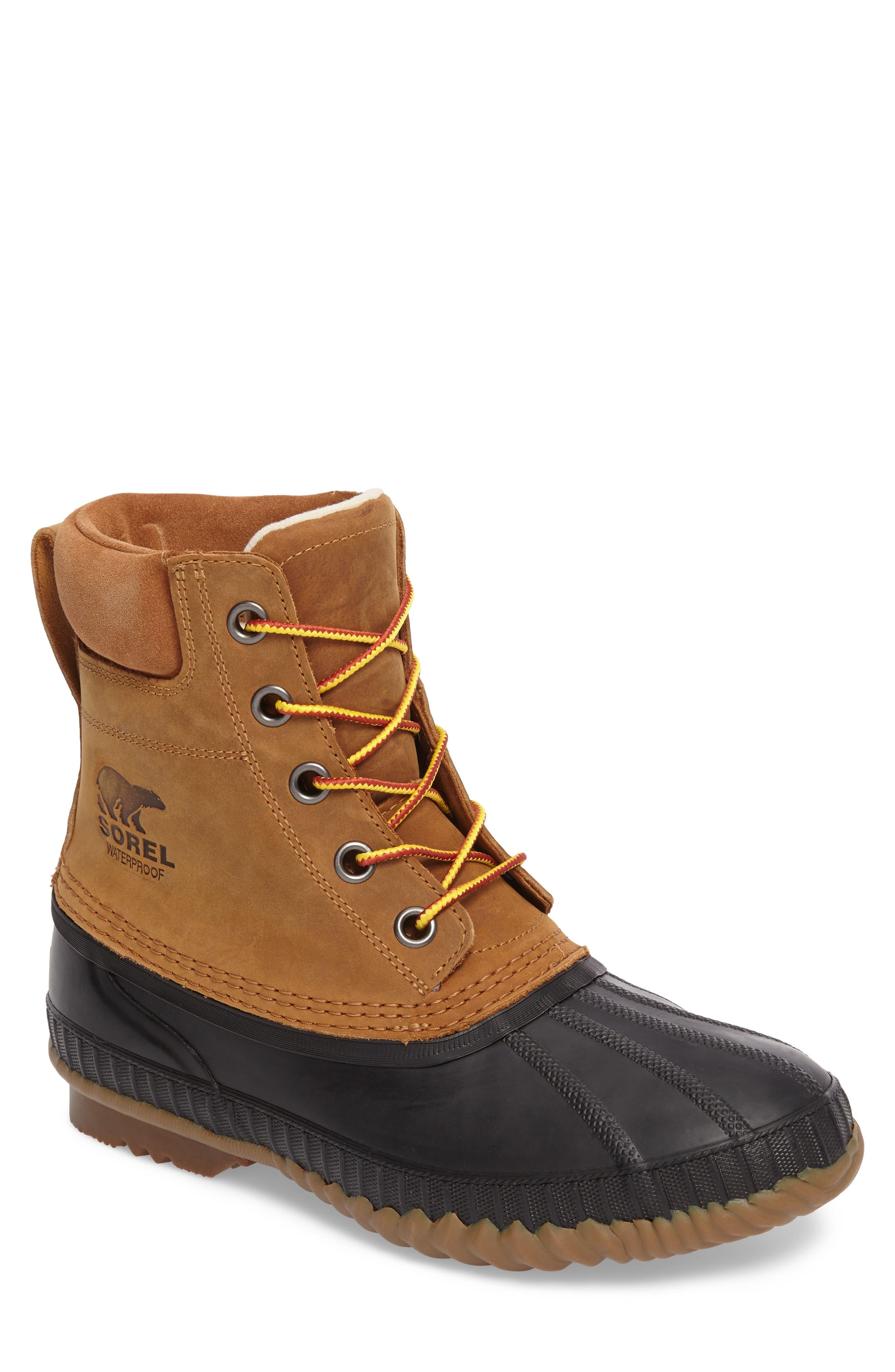 Cheyanne II Waterpoof Boot,                             Main thumbnail 1, color,                             Chipmunk