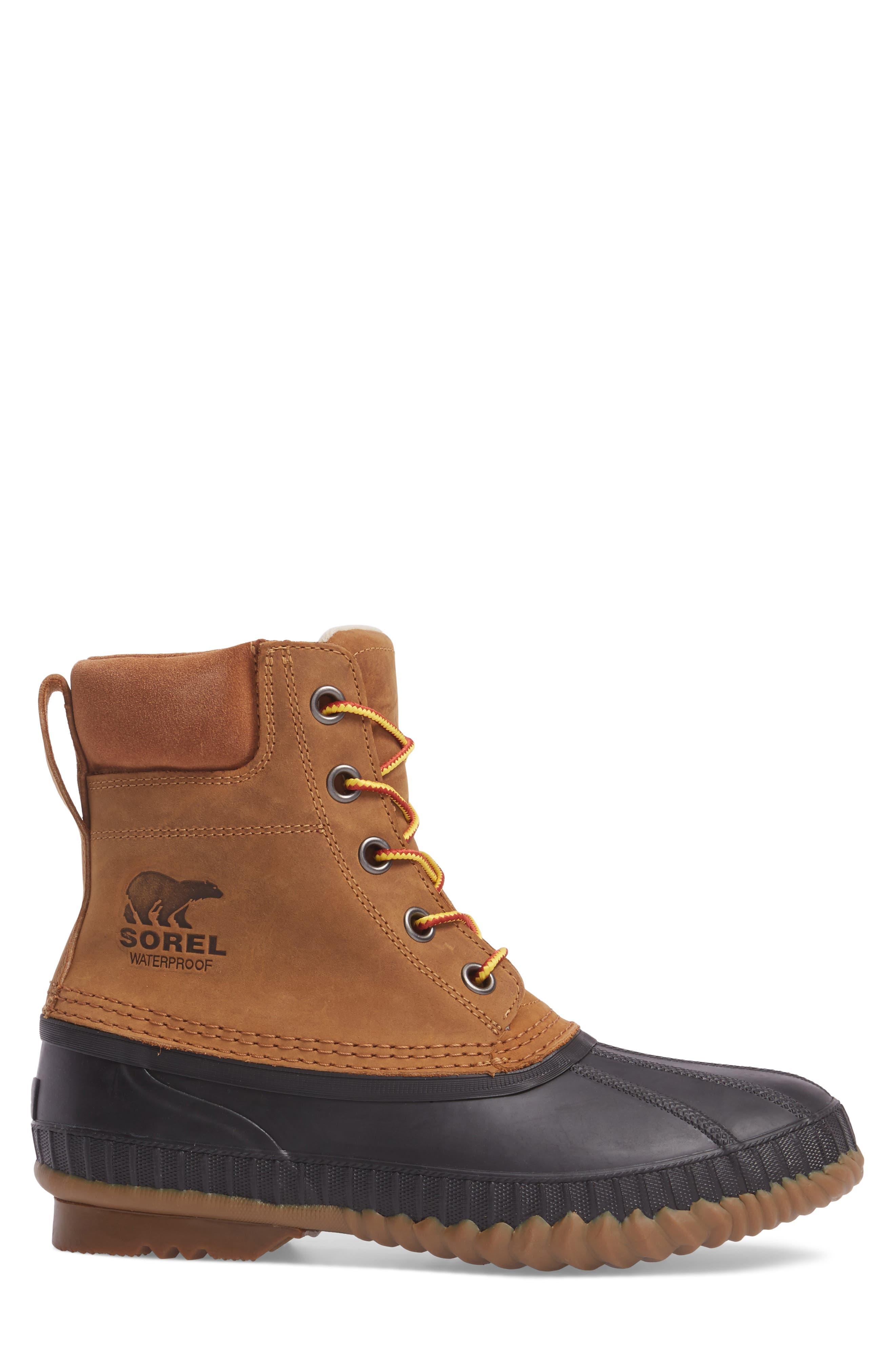 Alternate Image 3  - Sorel Cheyanne II Waterpoof Boot (Men)