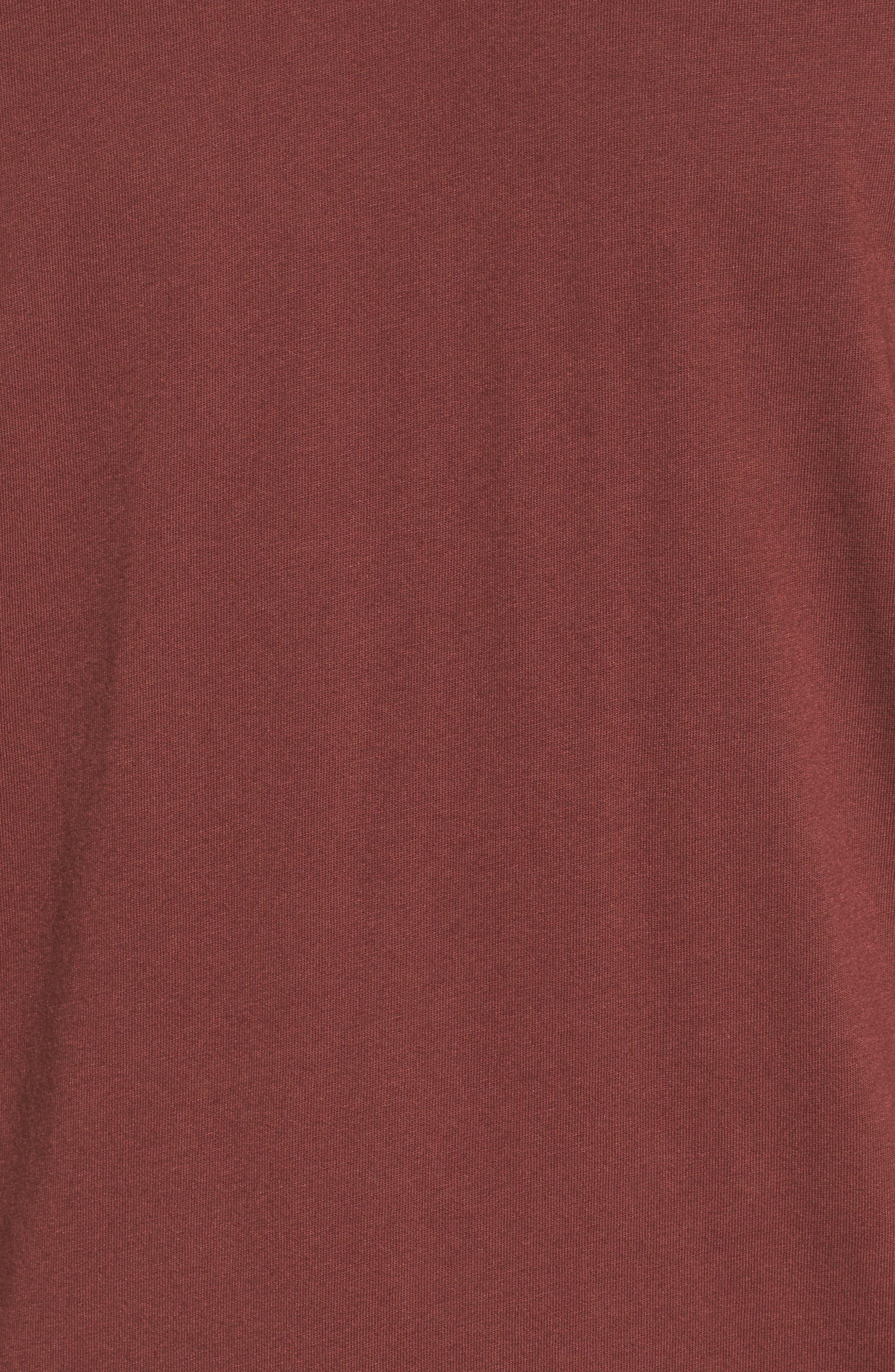 Alternate Image 5  - AG Bryce V-Neck T-Shirt