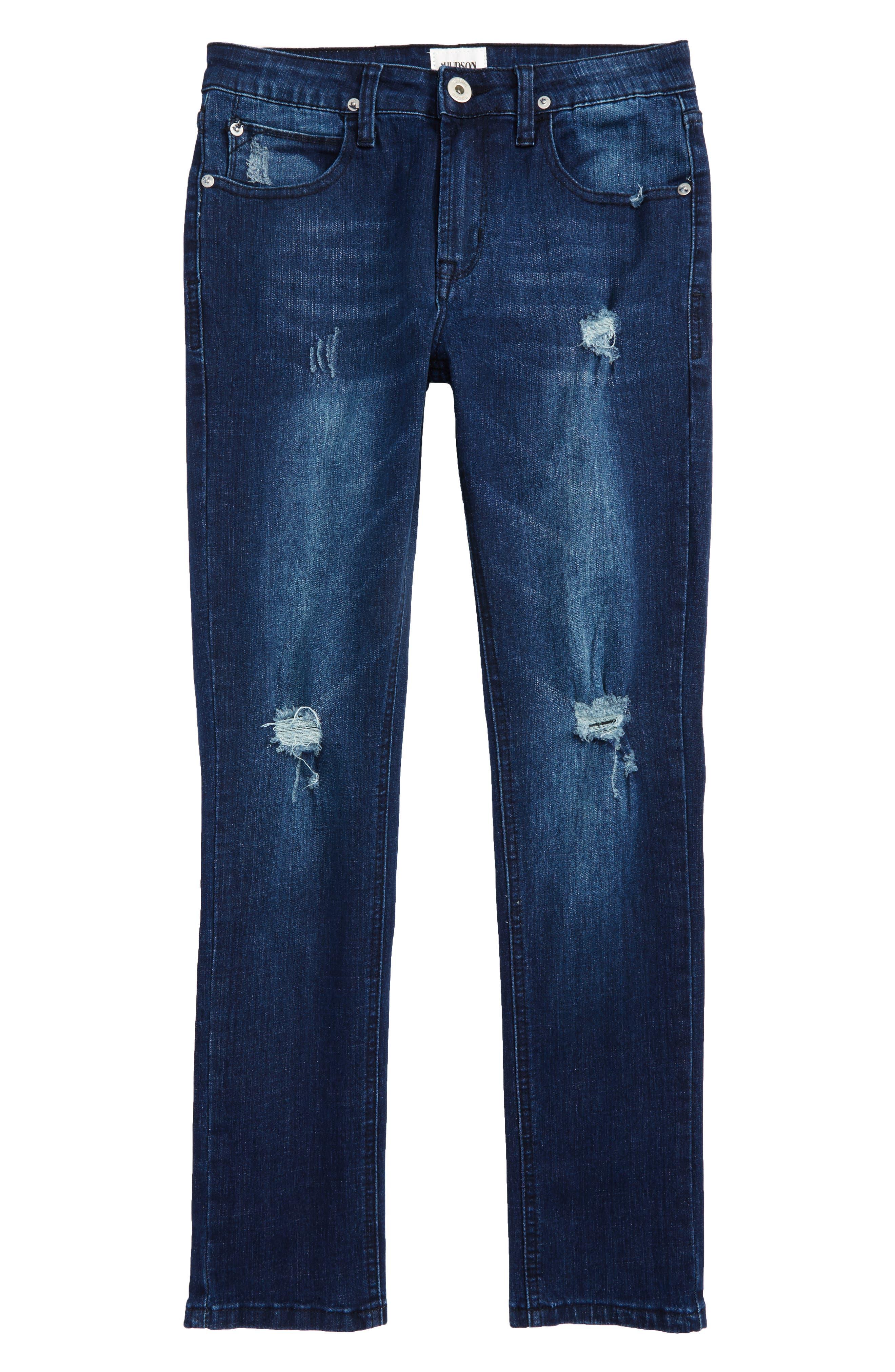 Hudson Kids Jude Skinny Jeans (Big Boys)
