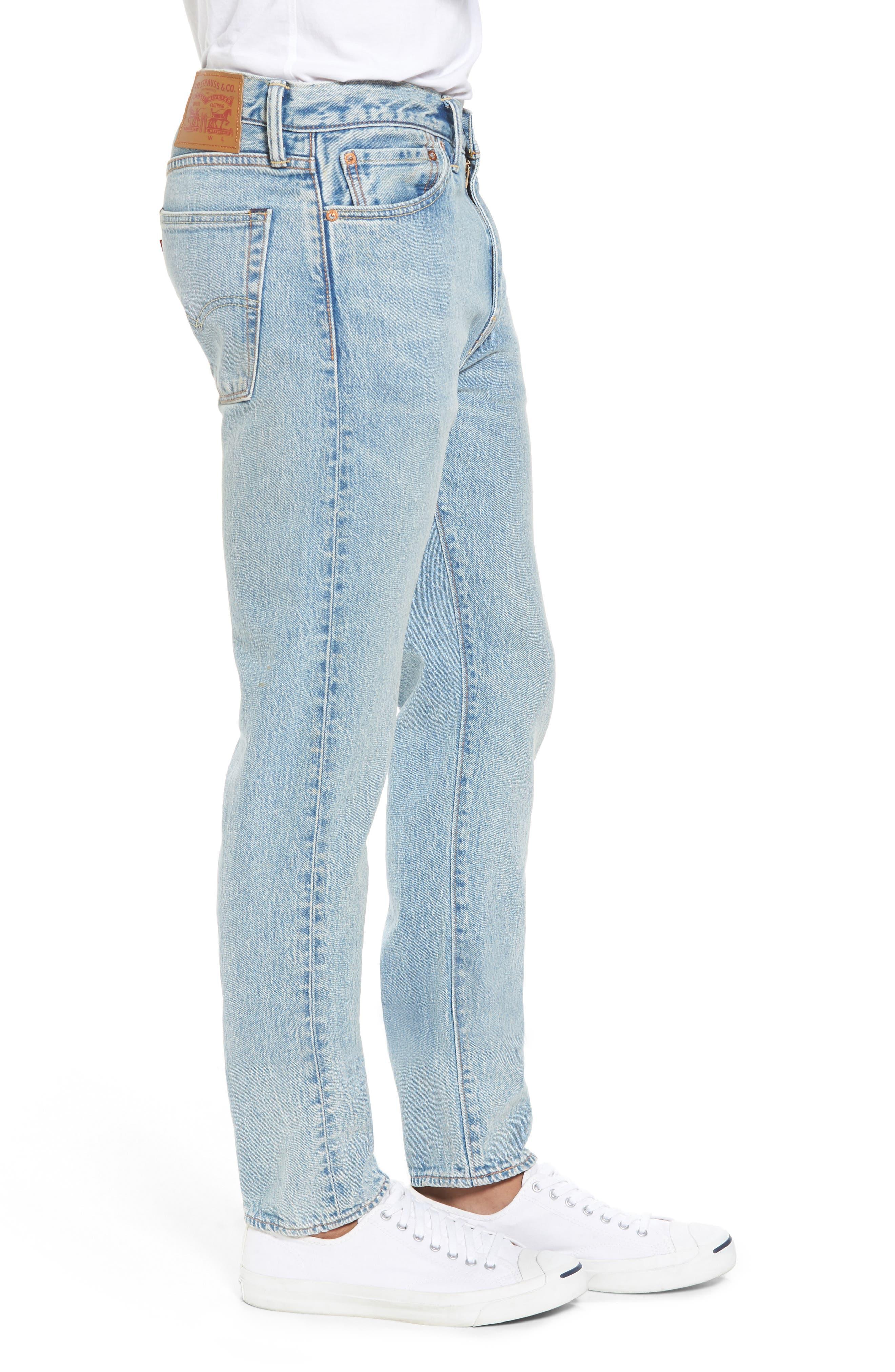 511<sup>™</sup> Slim Fit Jeans,                             Alternate thumbnail 3, color,                             Light Blue Joes