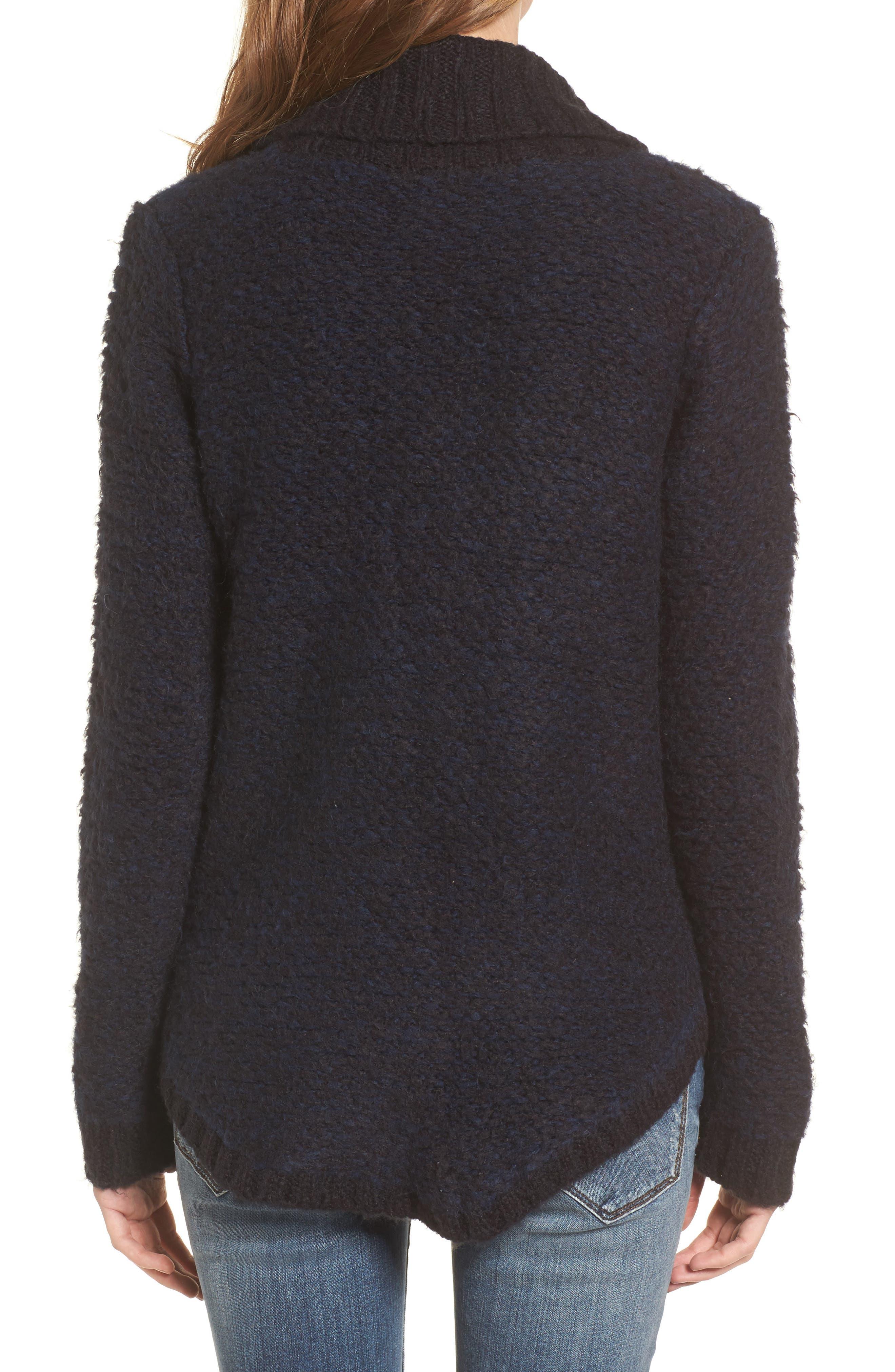Alternate Image 2  - RVCA Kinks Turtleneck Sweater