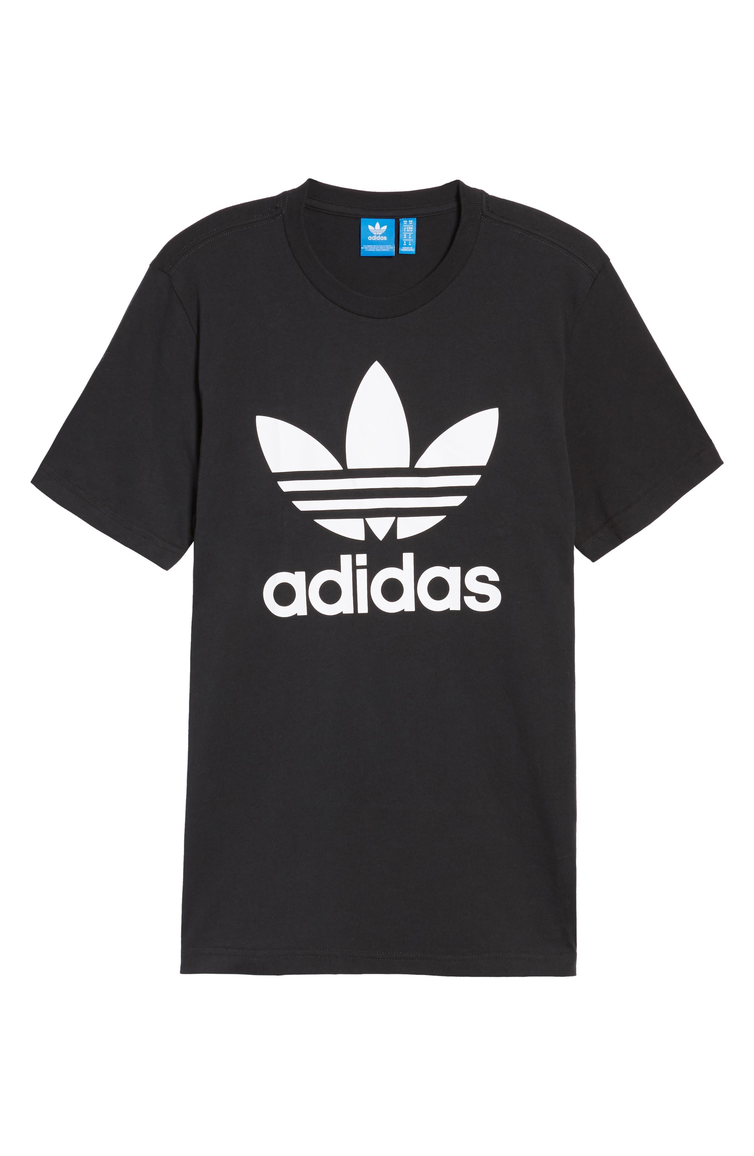 adidas Originals Trefoil Graphic T-Shirt