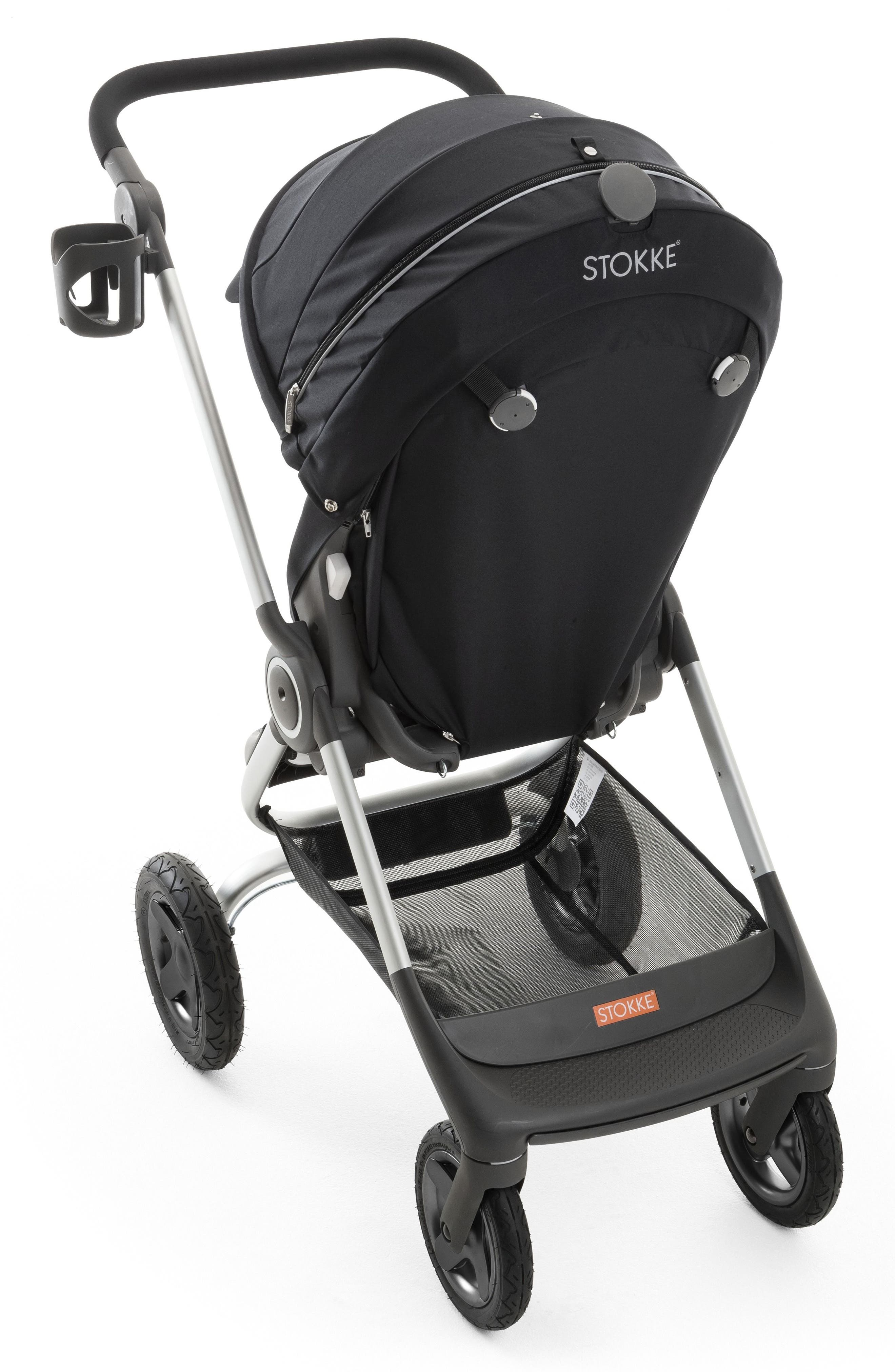 Scoot<sup>™</sup> Complete Stroller,                             Alternate thumbnail 2, color,                             Black