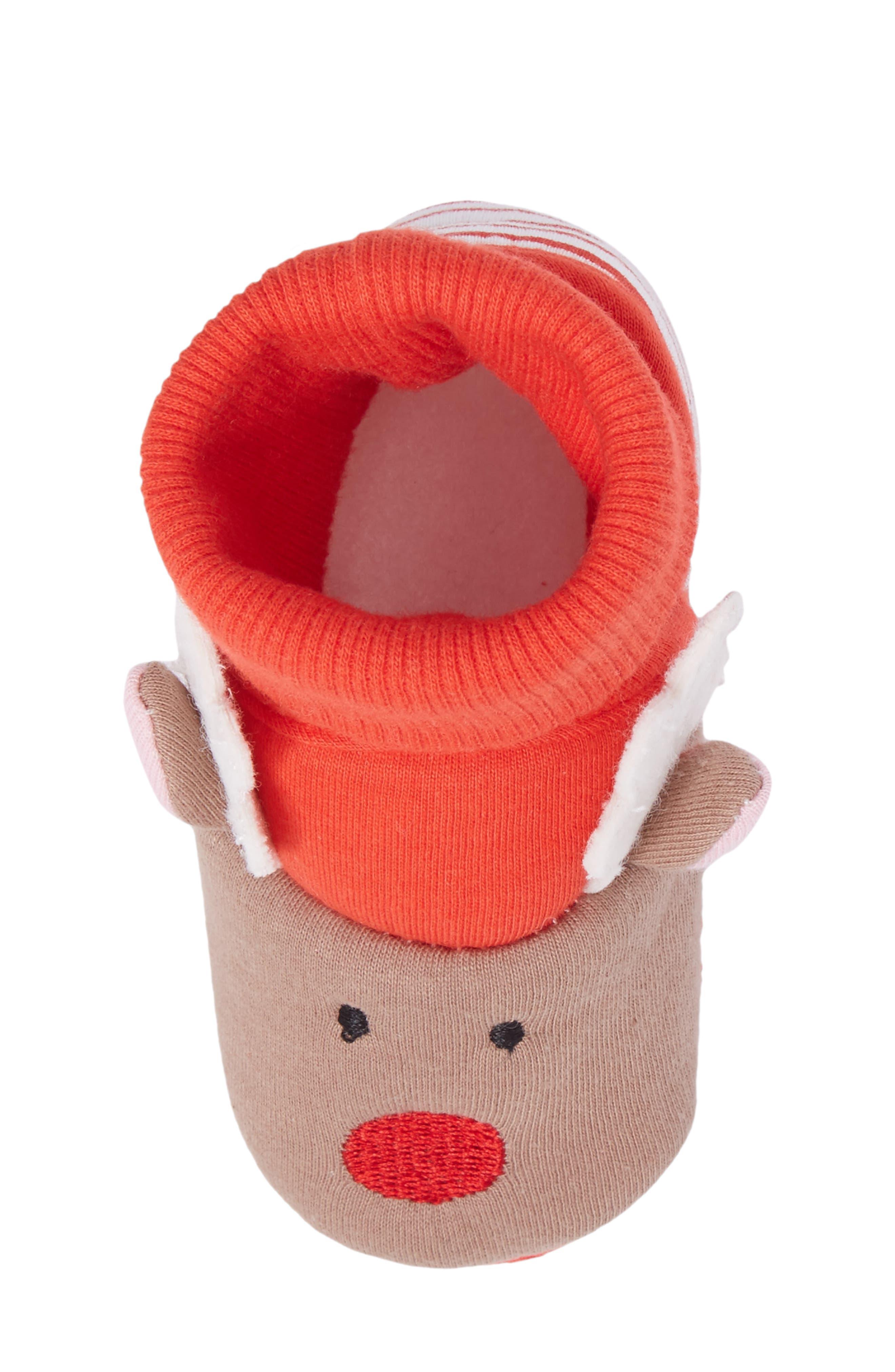 Alternate Image 5  - Joules Critter Face Slipper (Toddler & Little Kid)