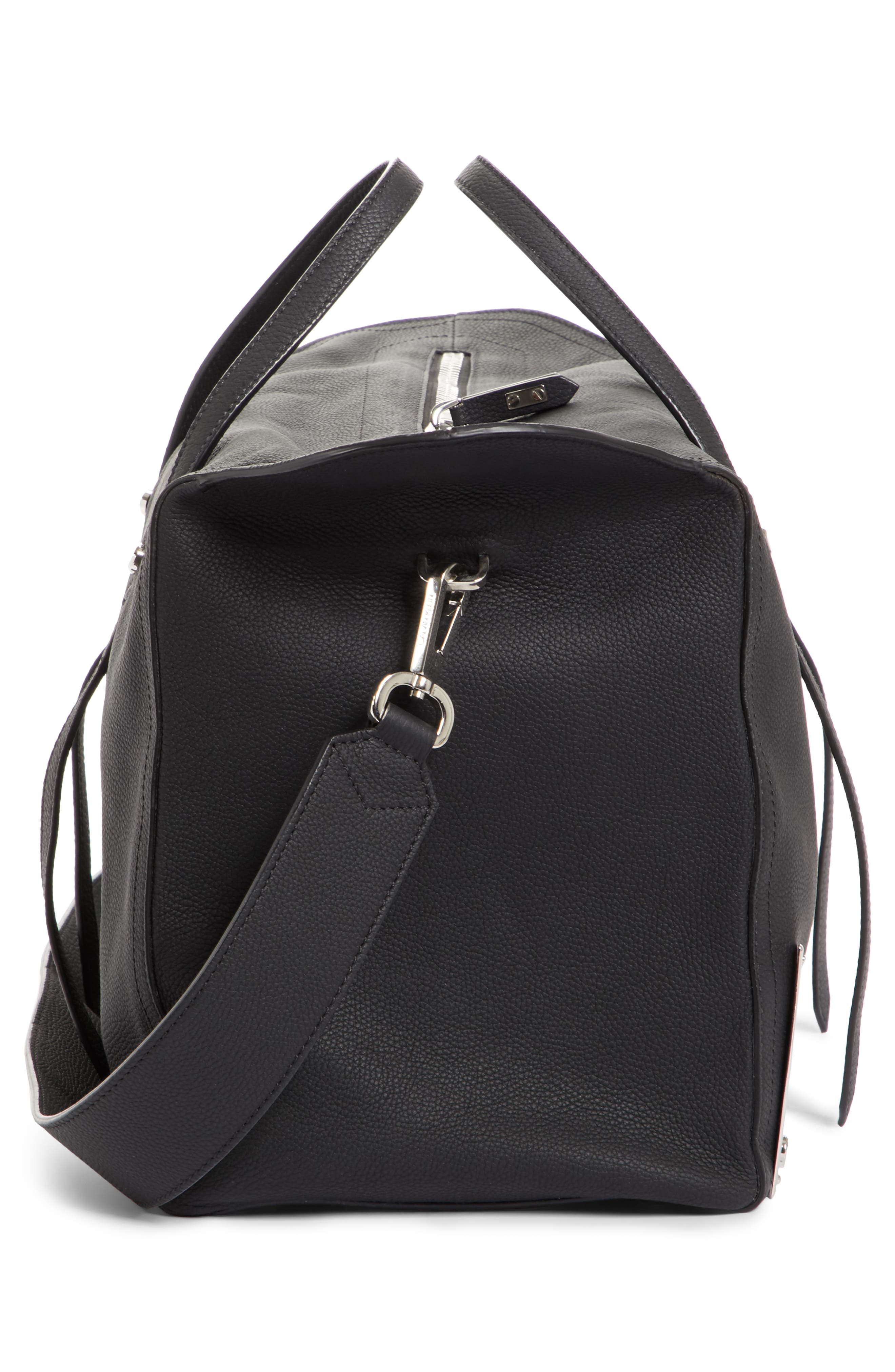 Alternate Image 5  - Calvin Klein 205W395NYC Medium Calfskin Satchel