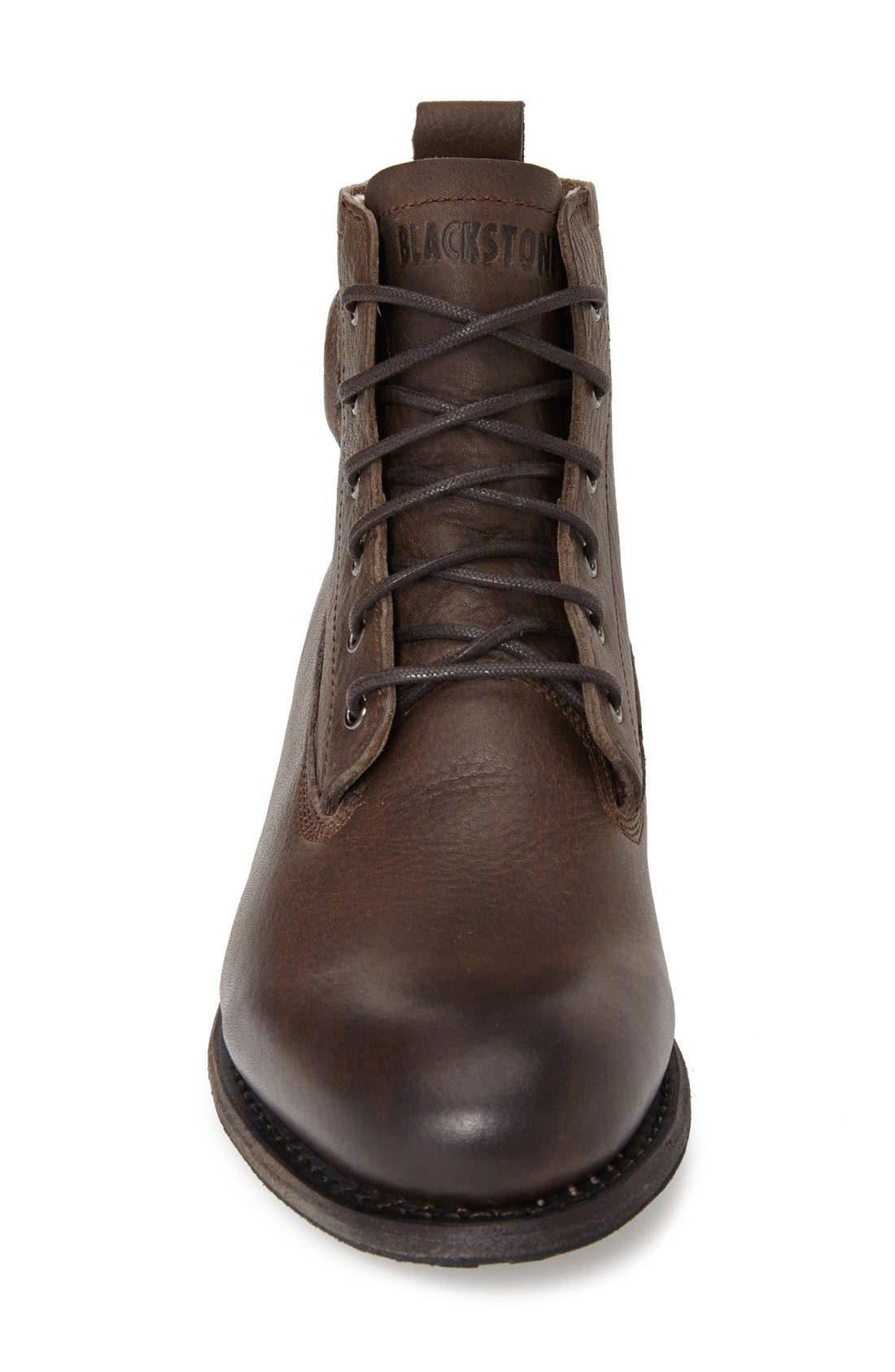 Alternate Image 3  - Blackstone 'Gull' Plain Toe Boot (Men)