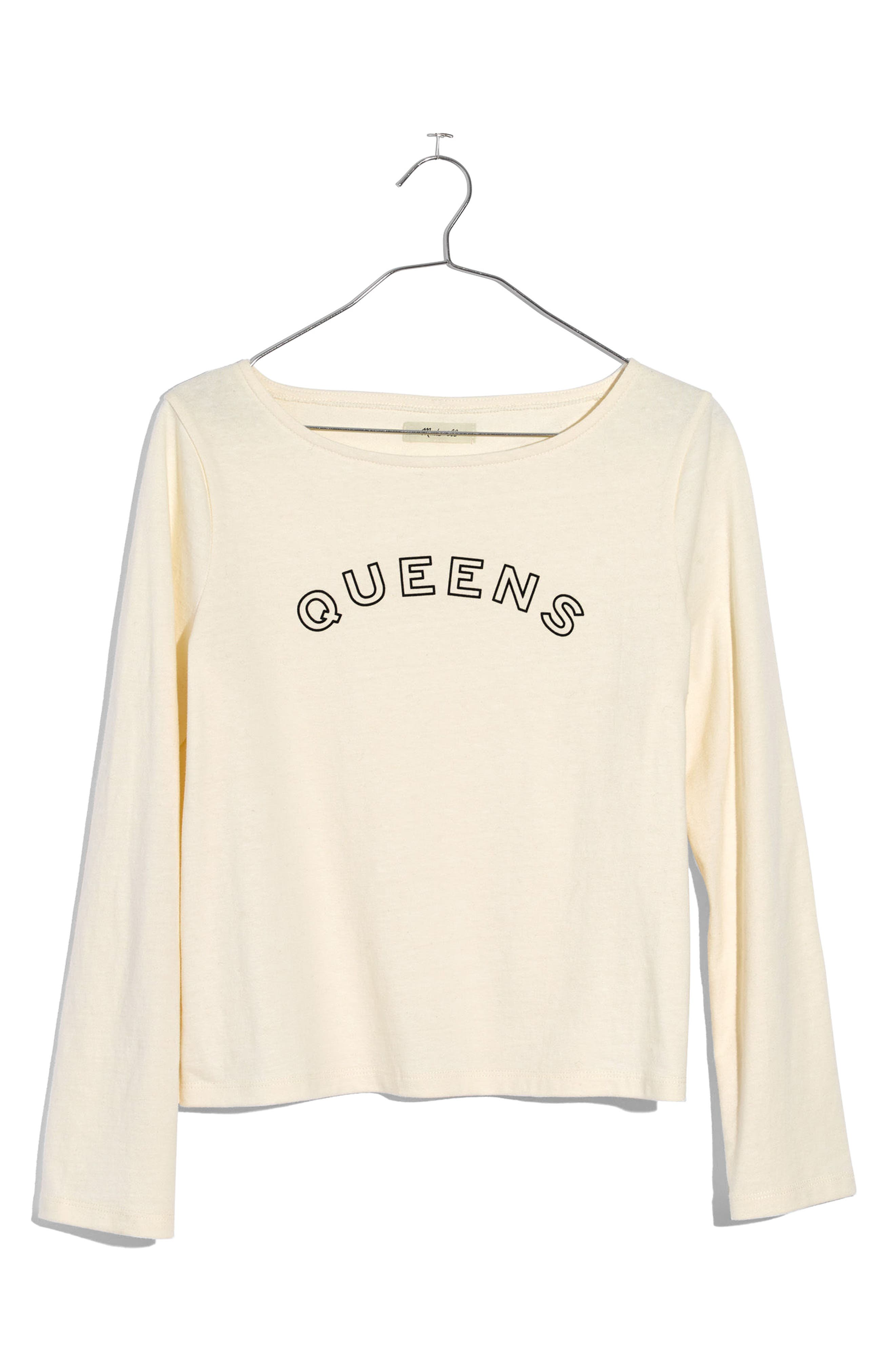 Alternate Image 4  - Madewell Queens Graphic Tee