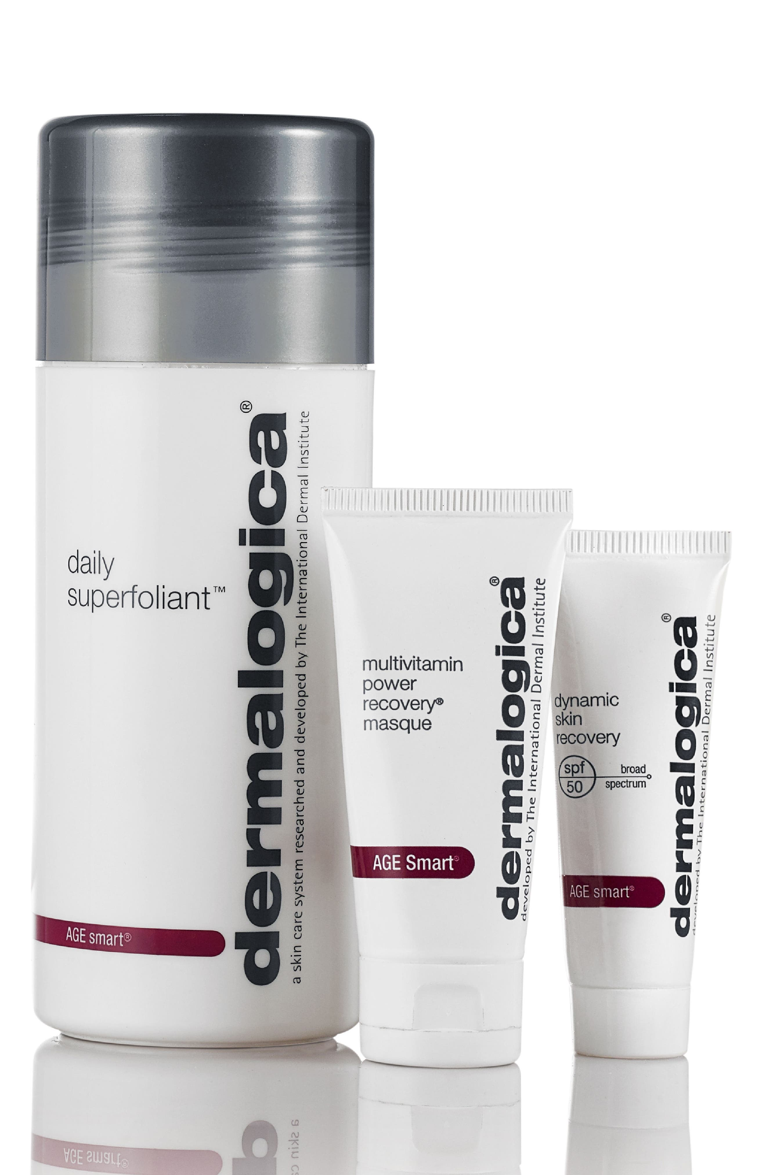 Alternate Image 1 Selected - dermalogica® Age Smart Anti-Aging Power Trio ($89 Value)