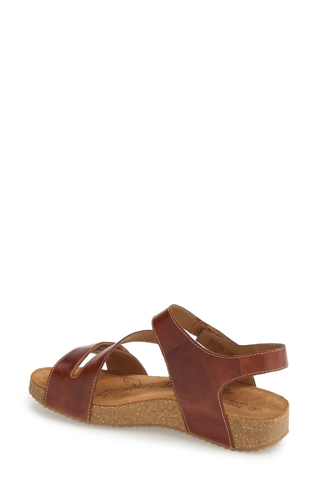 Alternate Image 2  - Josef Seibel 'Tonga' Leather Sandal (Women)