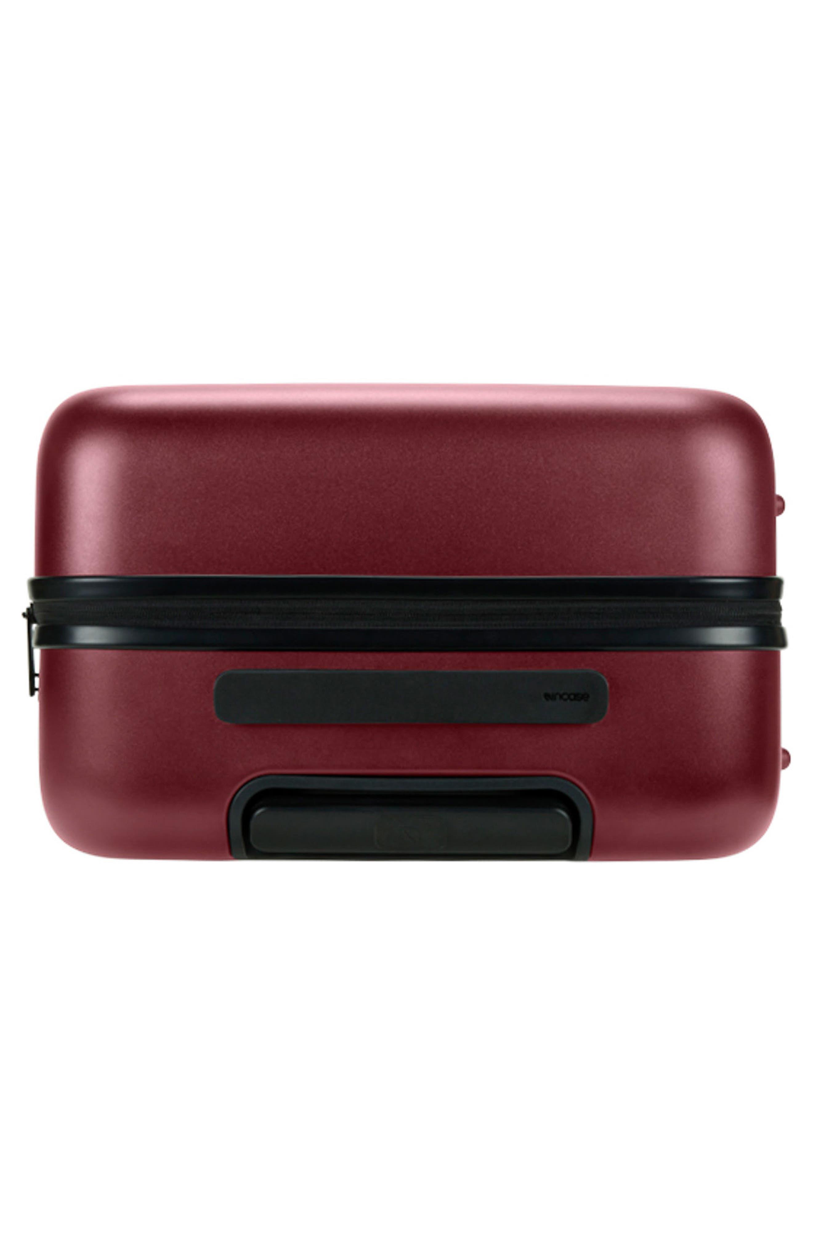 NOVI 31-Inch Hardshell Wheeled Packing Case,                             Alternate thumbnail 17, color,                             Deep Red