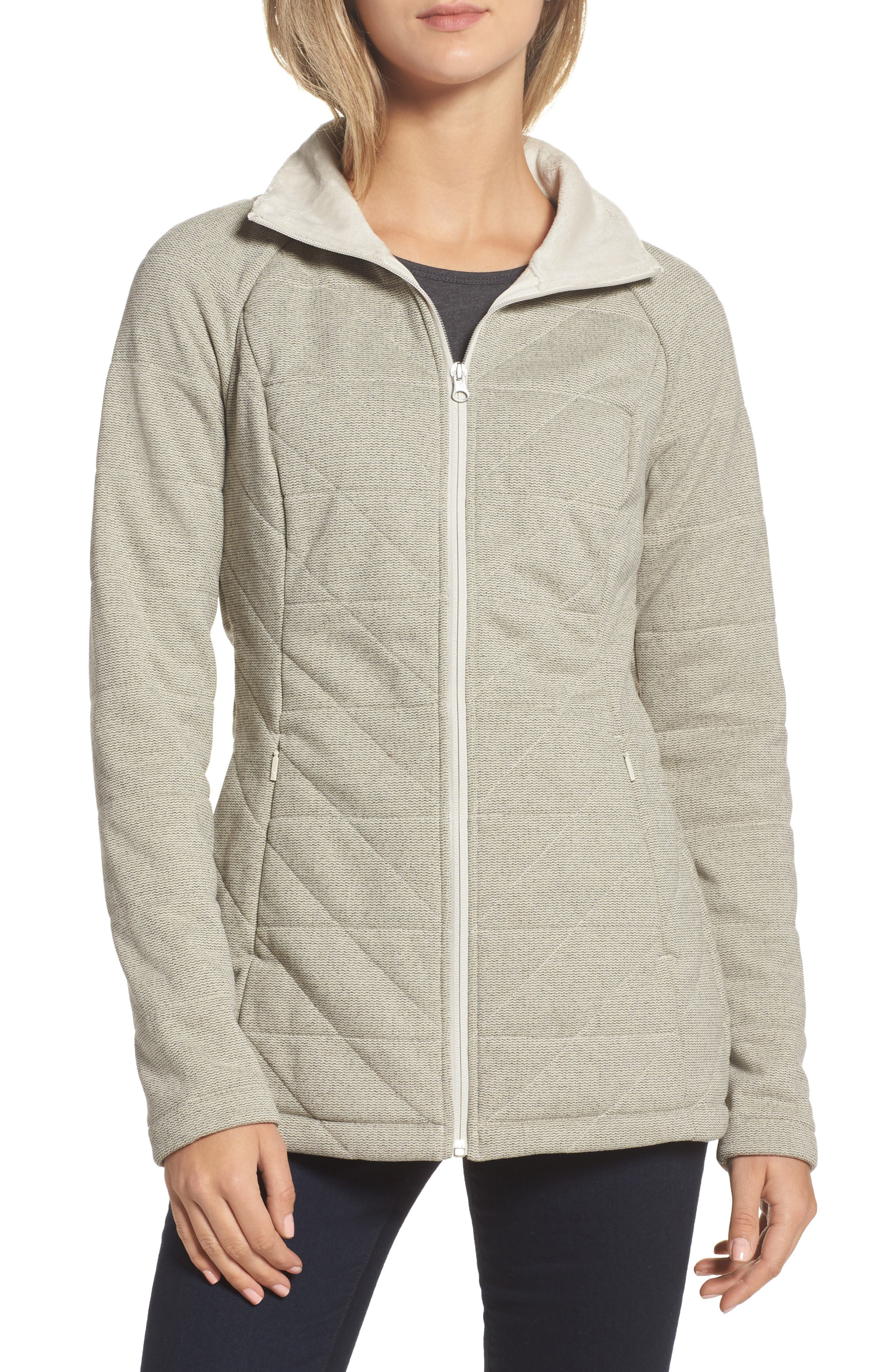Alternate Image 1 Selected - The North Face Fleece Jacket