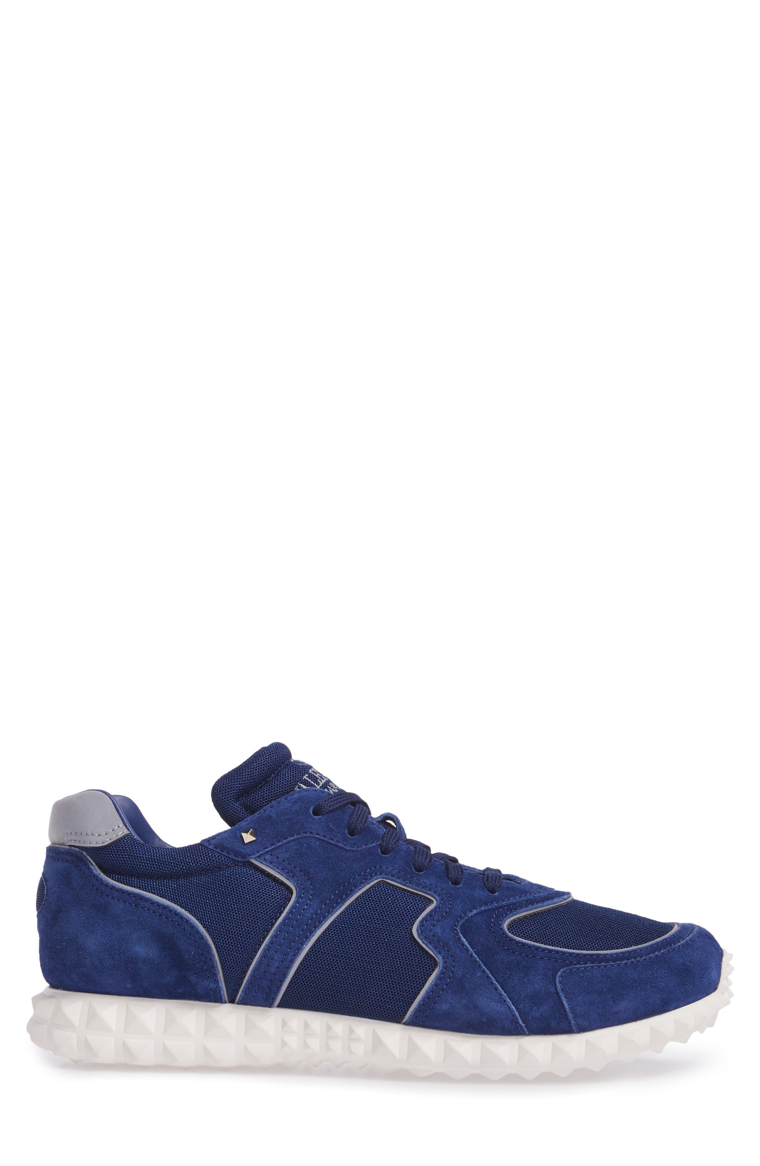 Soul AM Sneaker,                             Alternate thumbnail 3, color,                             Blue Royal/ Blue Royal