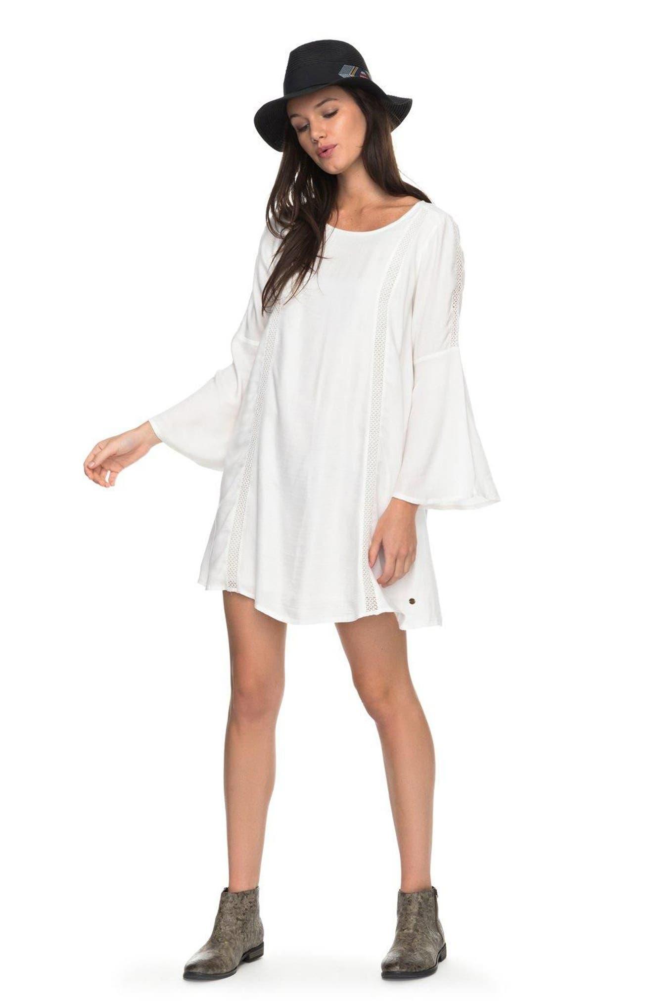 Alternate Image 4  - Roxy East Coast Dreamer Dress