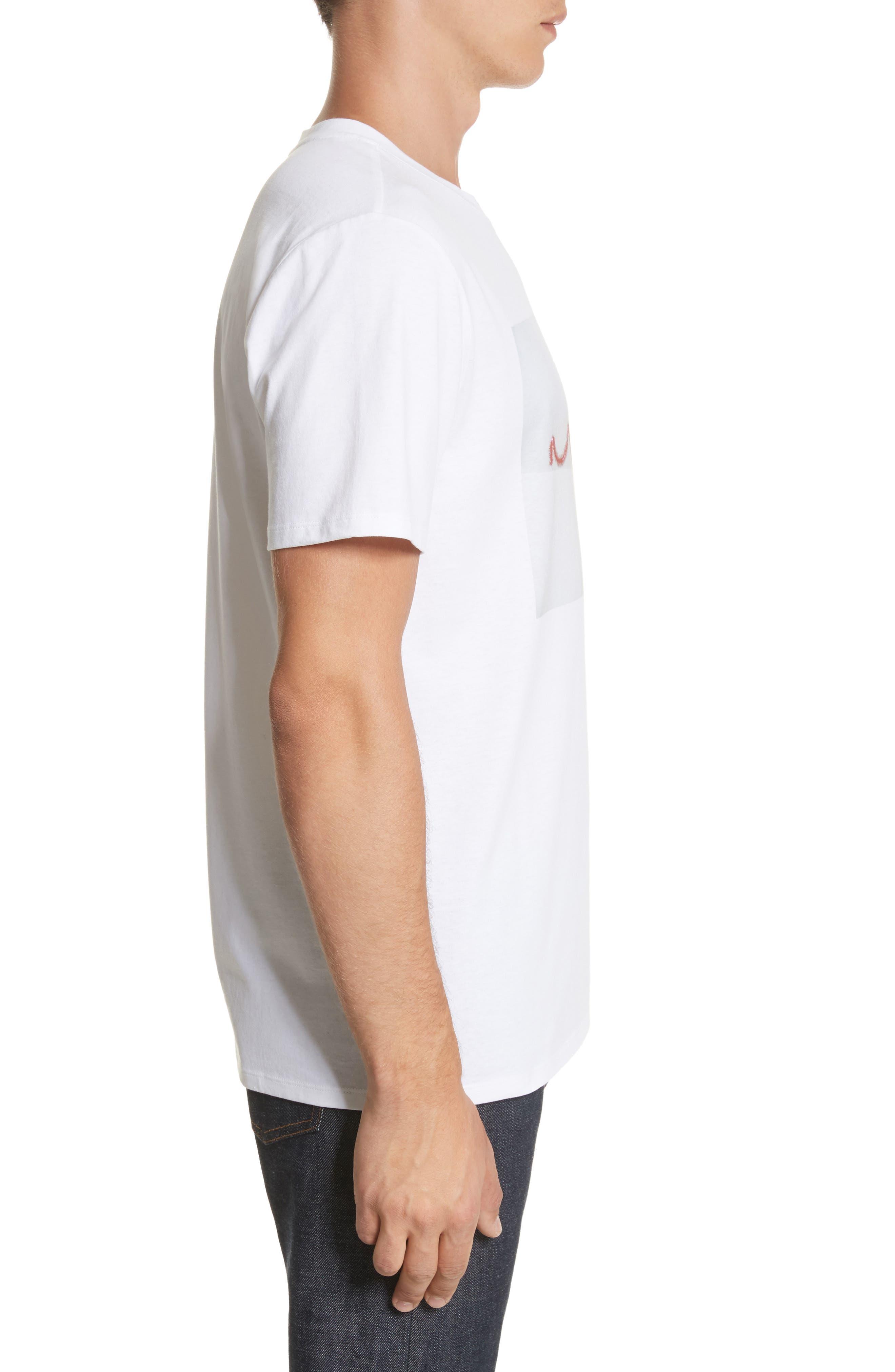 Alternate Image 3  - A.P.C. Serpentin T-Shirt