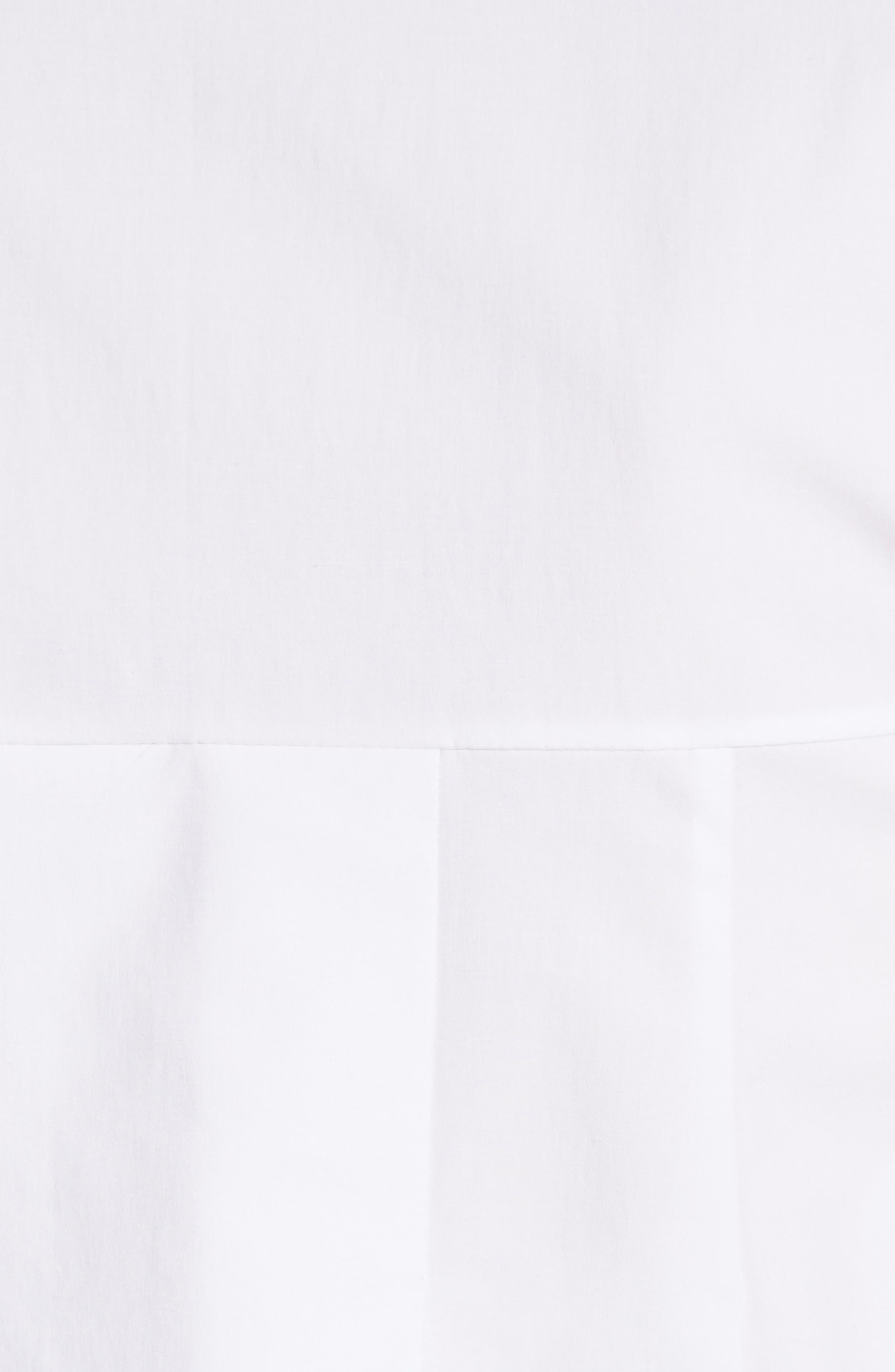 Alternate Image 5  - Isa Arfen Puff Sleeve Button Front Top