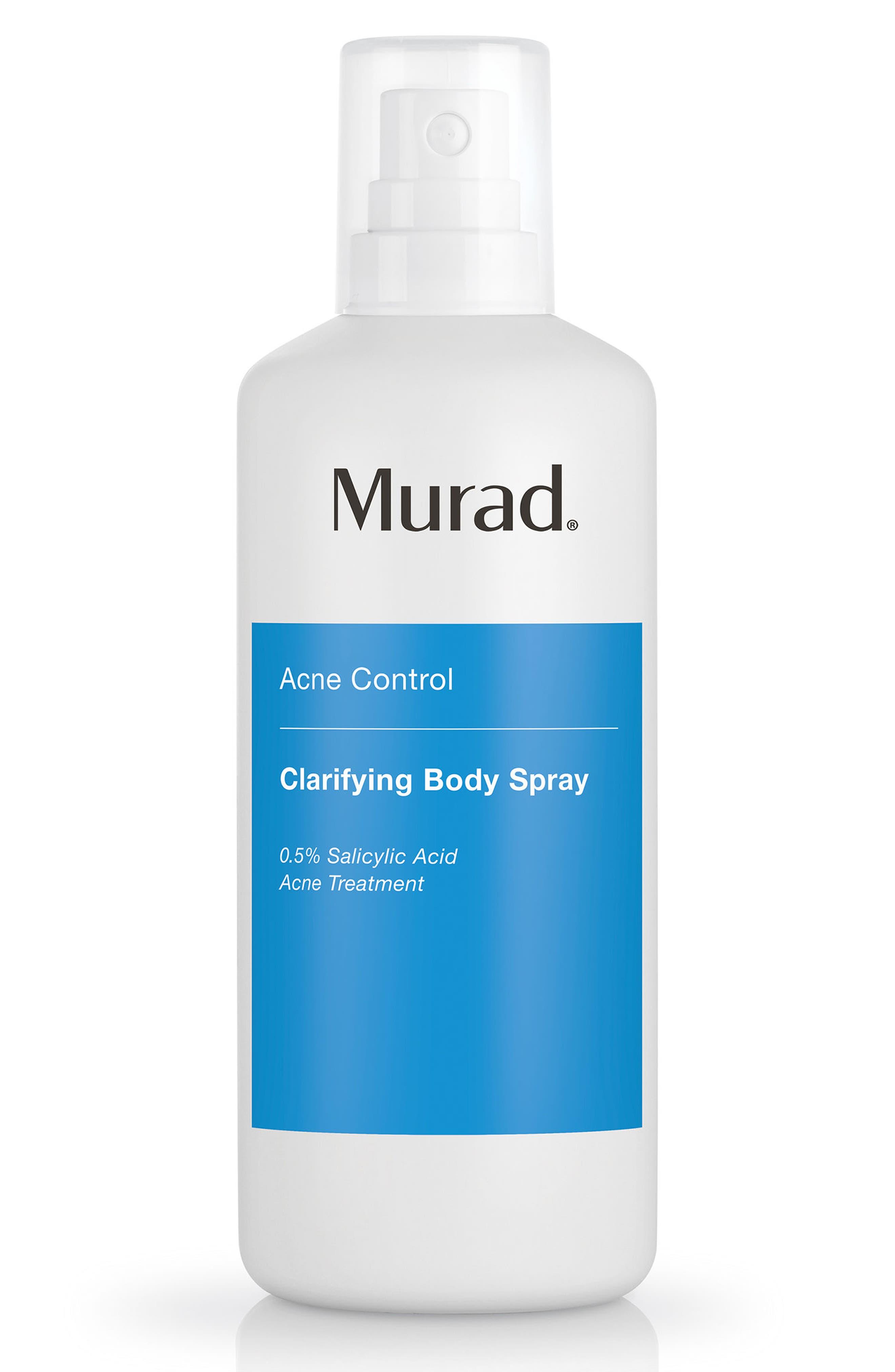Clarifying Body Spray,                         Main,                         color, No Color