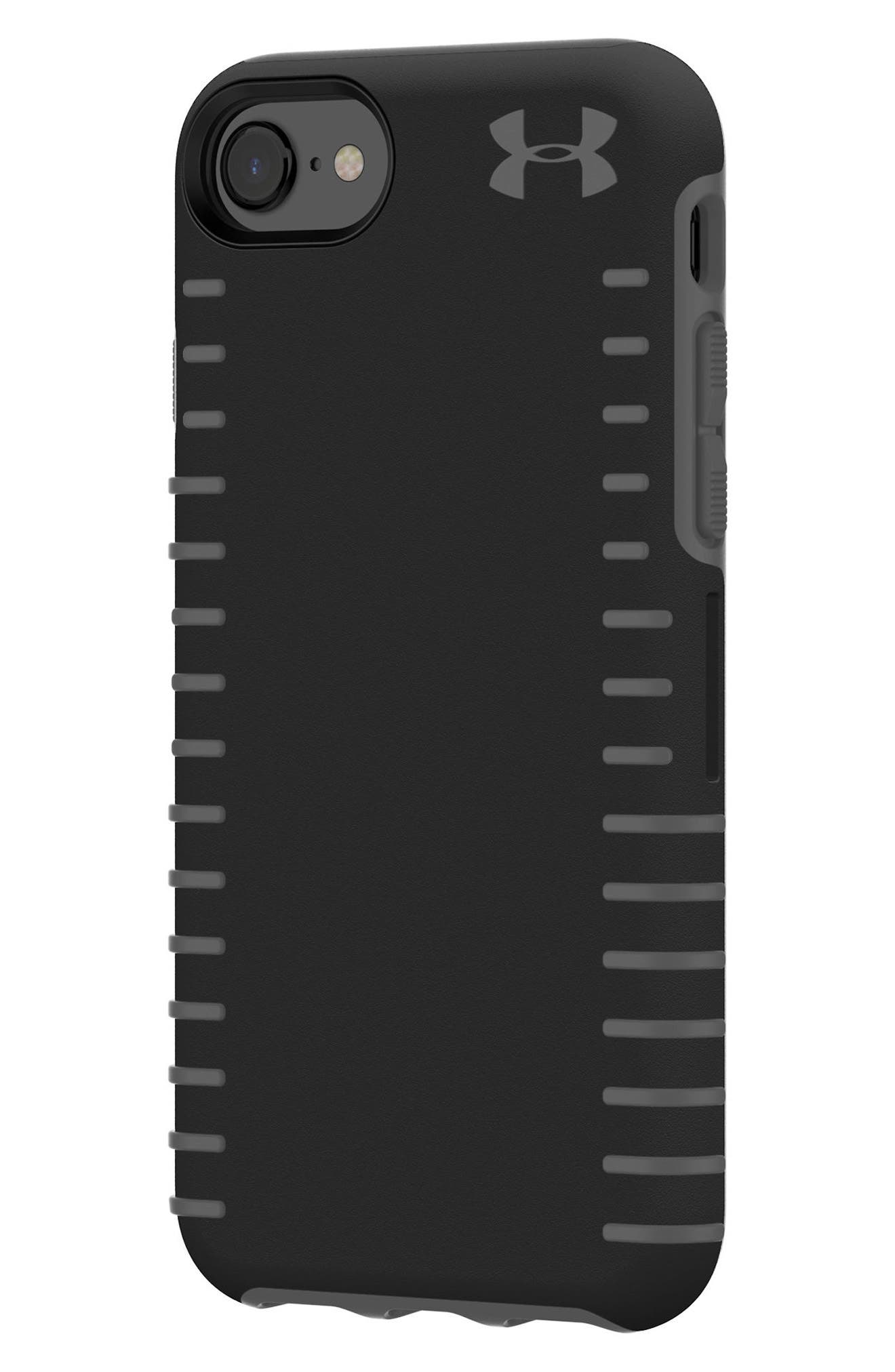Alternate Image 3  - Under Armour Protect Grip iPhone 6/6s/7/8 Case