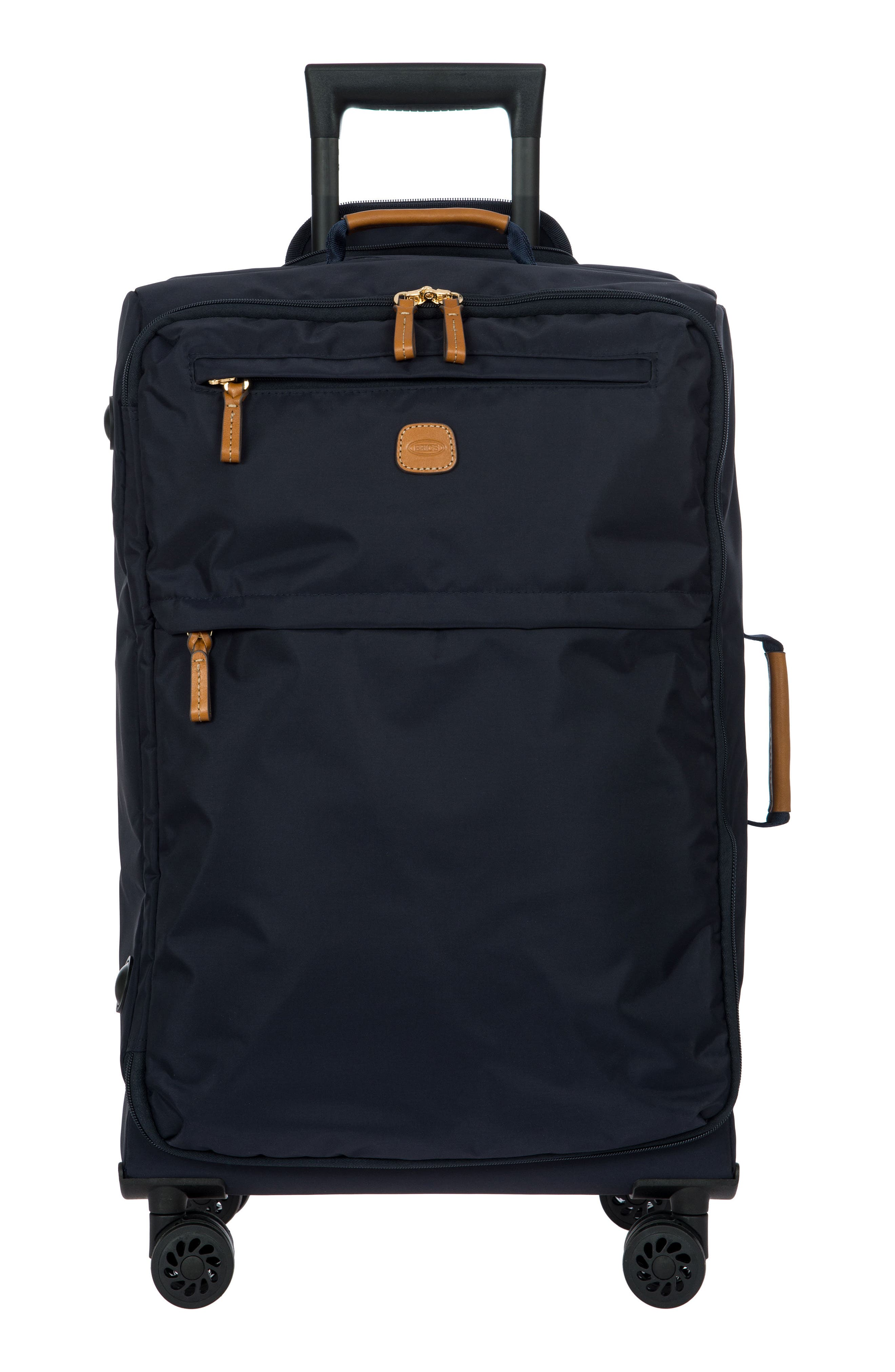 X-Bag 25-Inch Spinner Suitcase,                             Main thumbnail 1, color,                             Navy
