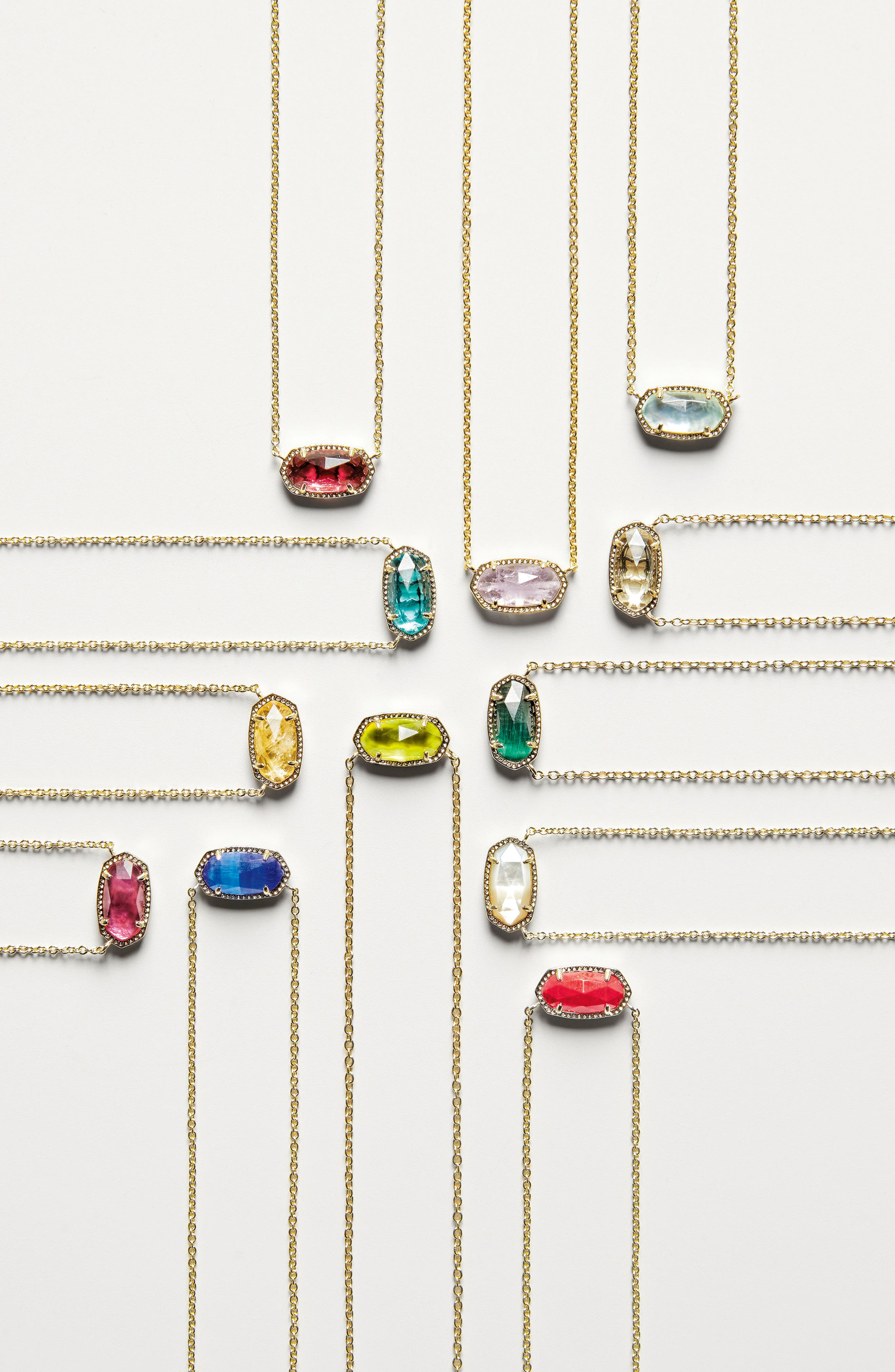 Alternate Image 4  - Kendra Scott Elisa Birthstone Pendant Necklace
