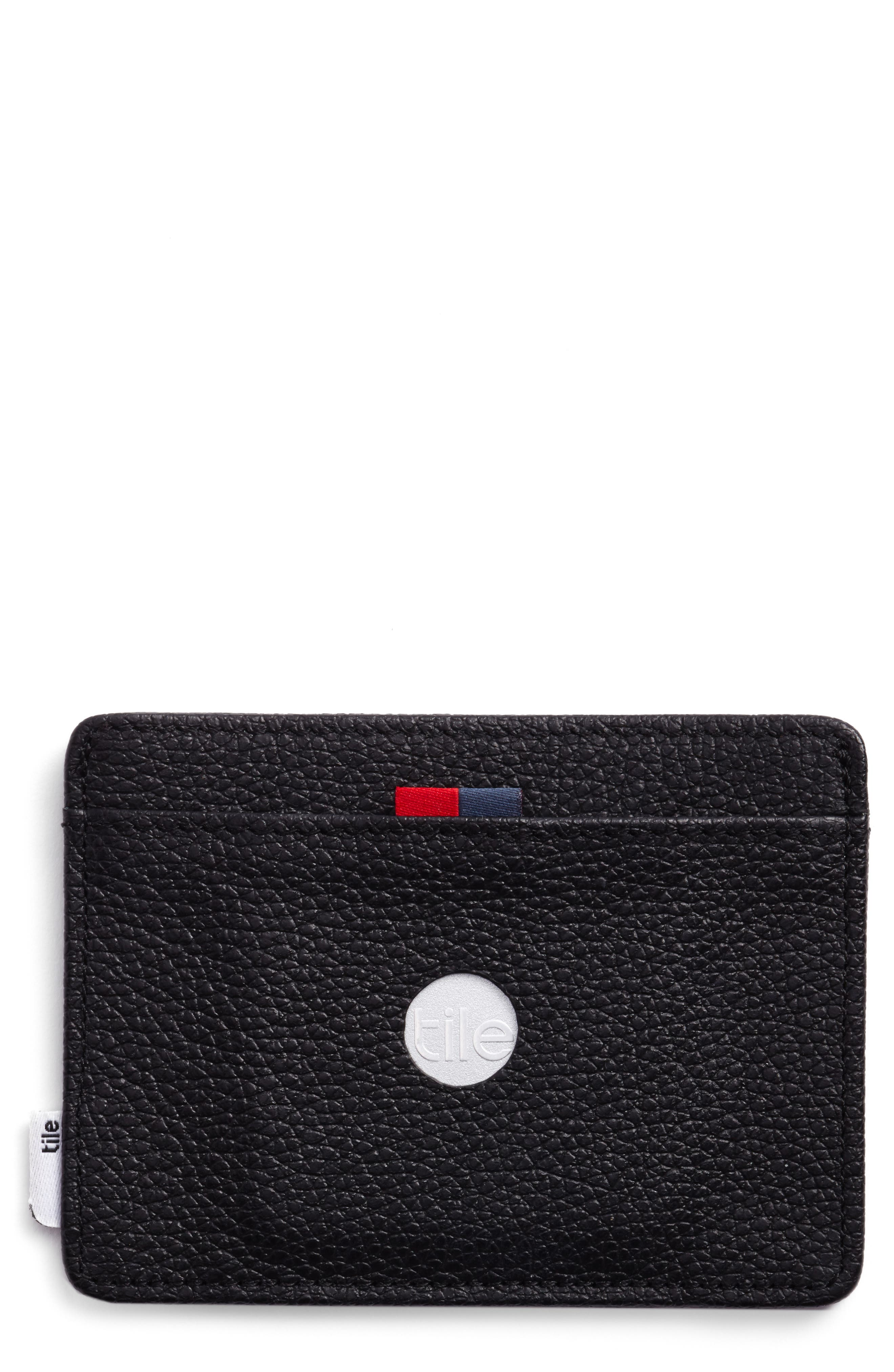 Herschel Supply Co. Tile Slim Charlie Leather Card Case