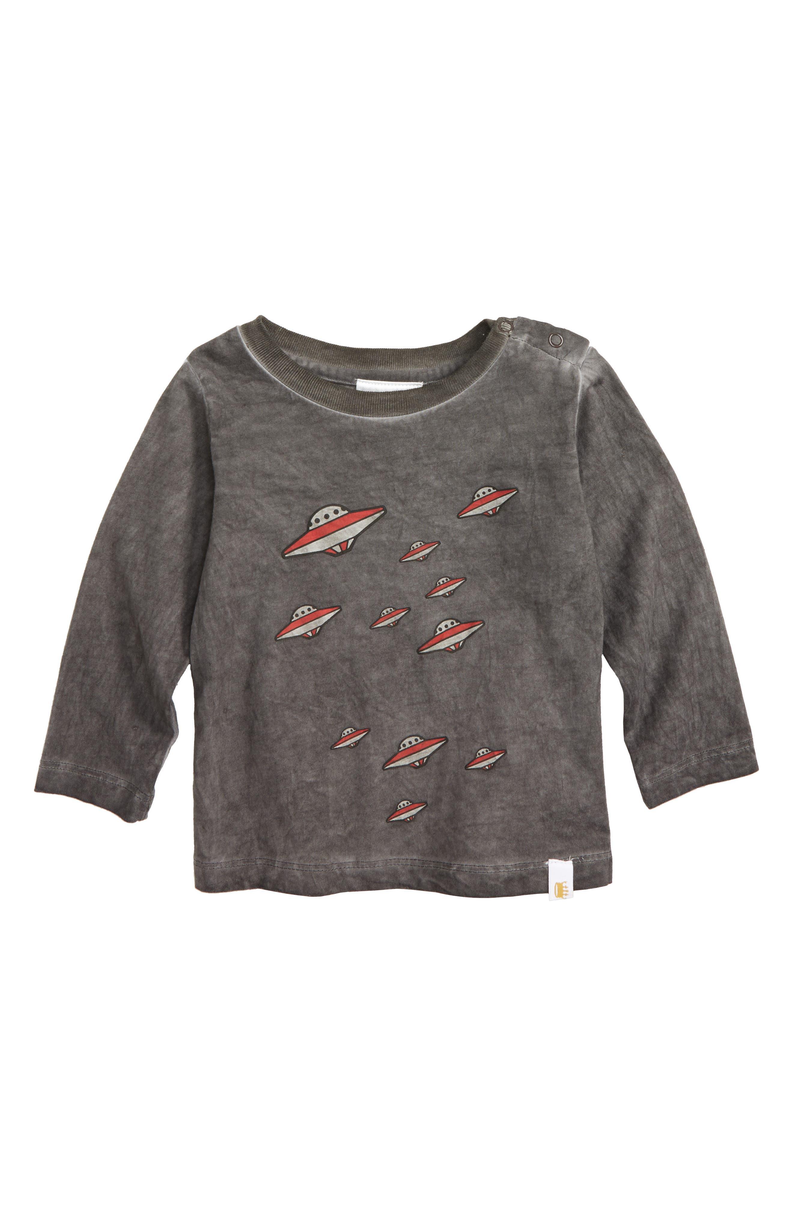 Rosie Pope UFO Graphic T-Shirt (Baby Boys)