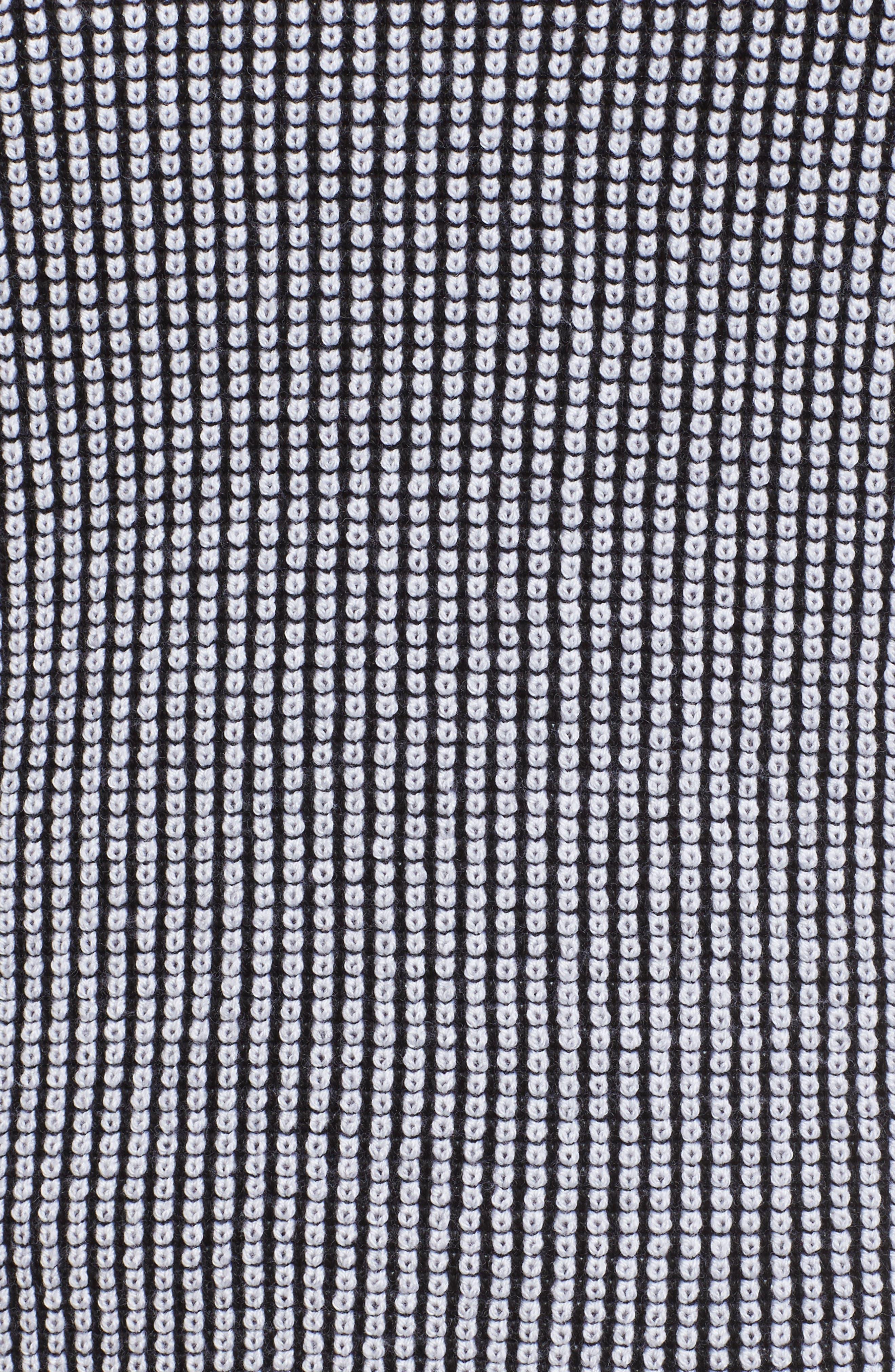 Alternate Image 5  - Eileen Fisher Textured Merino Wool Sweater (Plus Size)