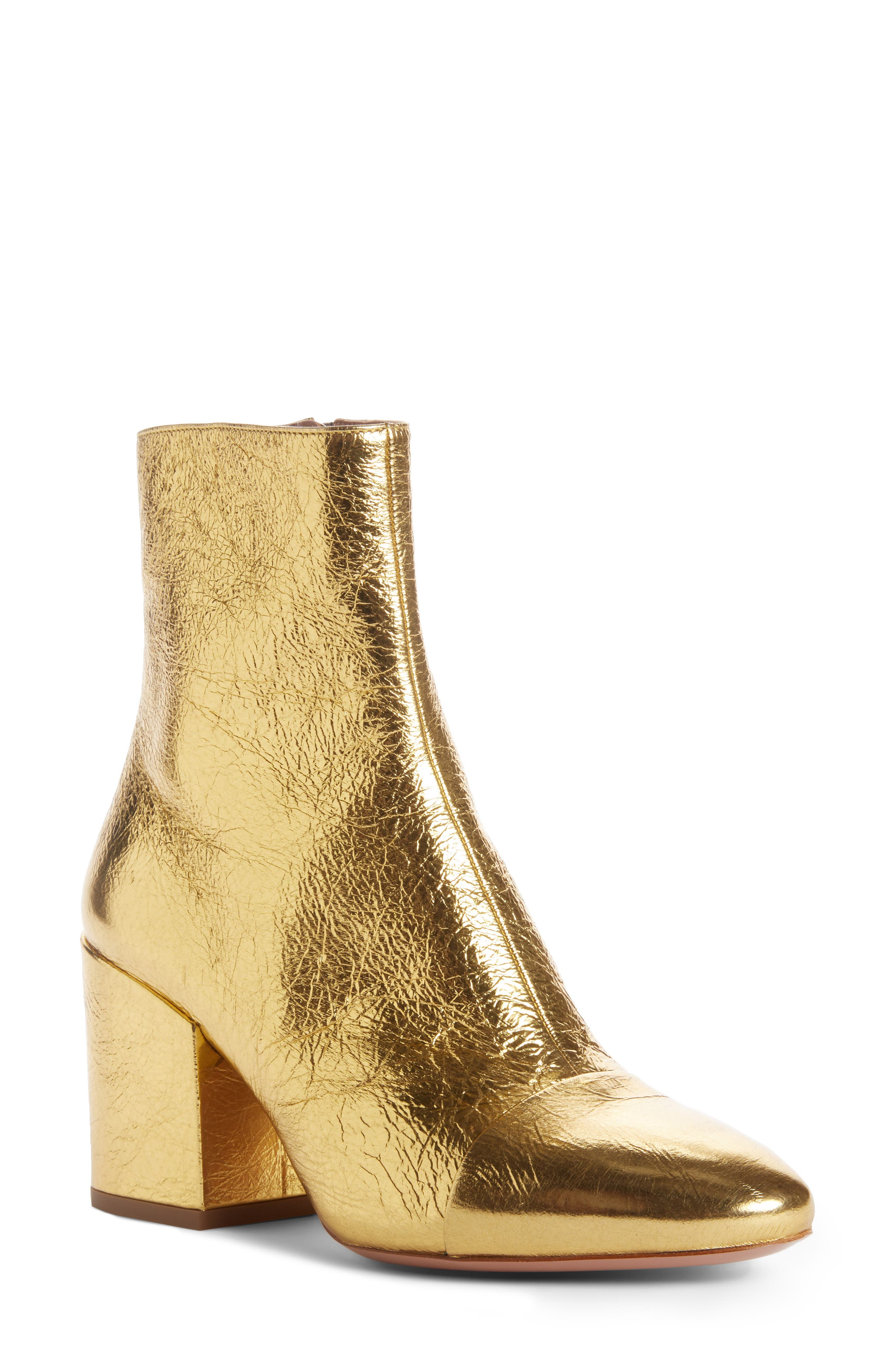 Main Image - Dries Van Noten Pointy Toe Boot (Women)