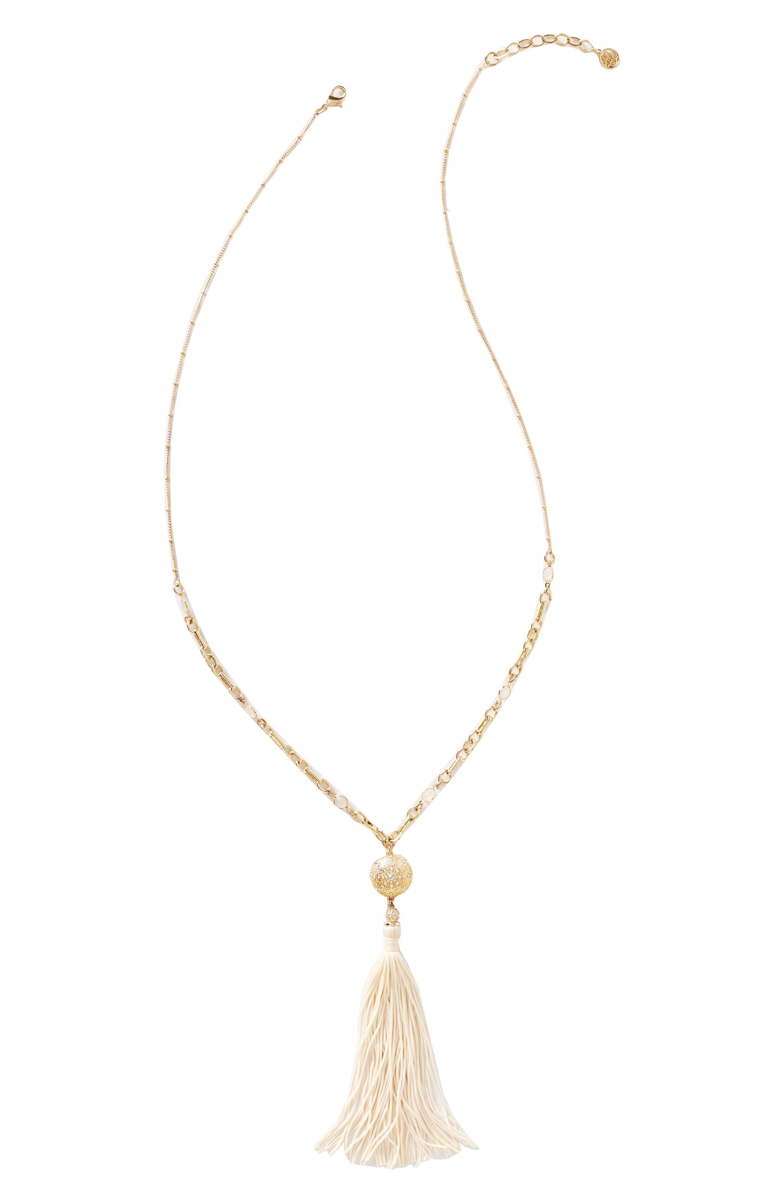 Lilly Pulitzer® Sand Dune Pendant Necklace