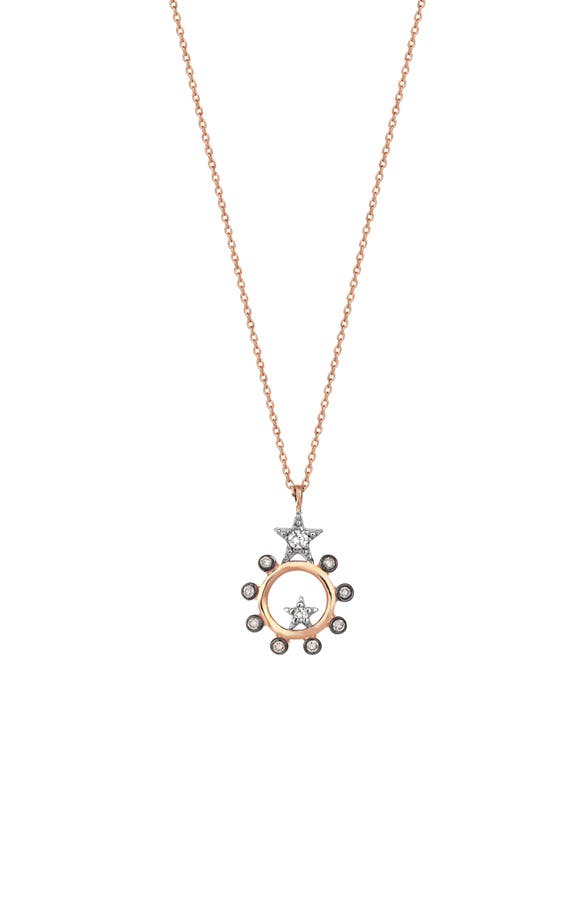 Kismet by milka eclectic diamond star pendant necklace nordstrom main image kismet by milka eclectic diamond star pendant necklace aloadofball Gallery