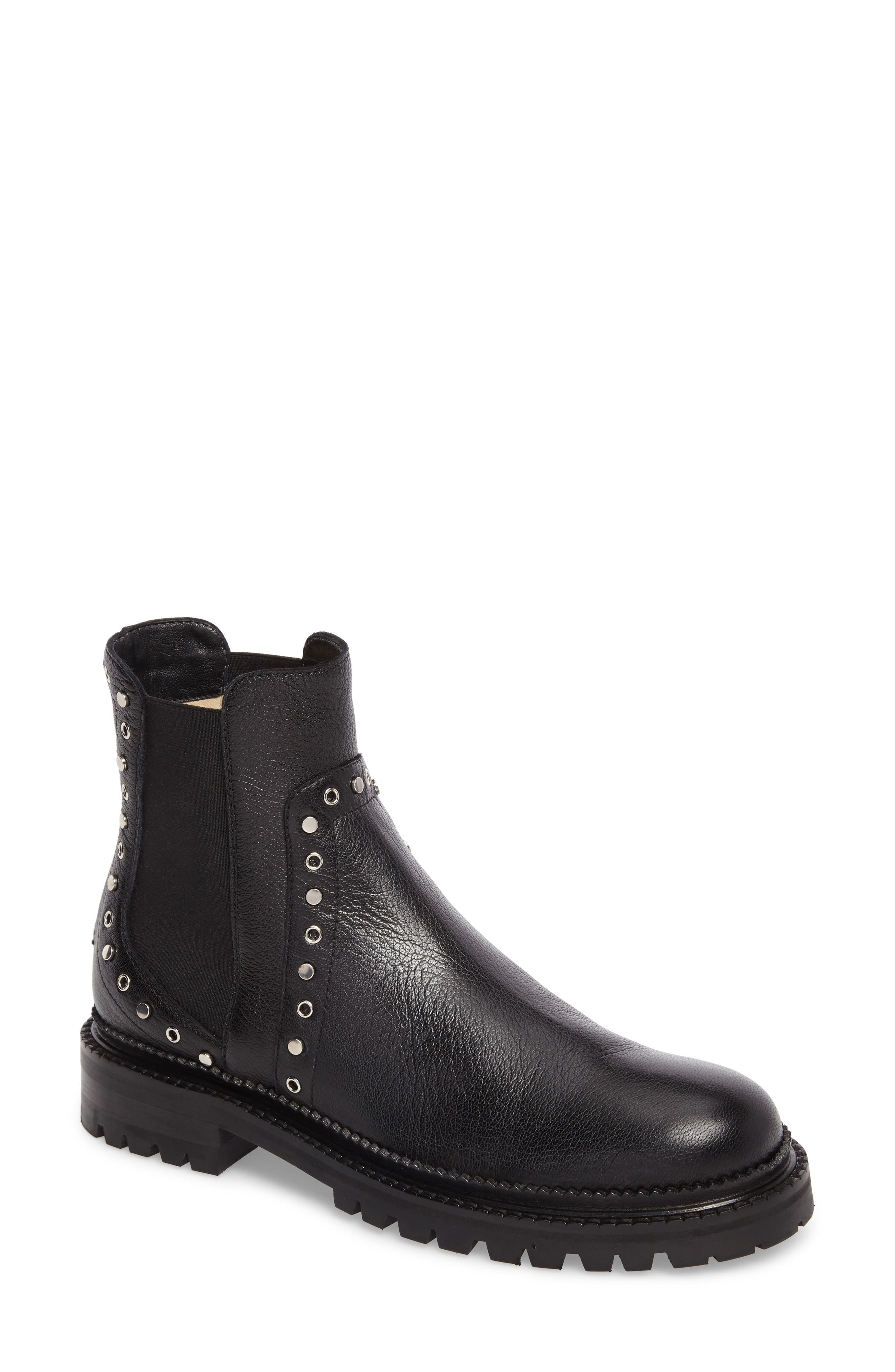 Main Image - Jimmy Choo Burrow Chelsea Boot (Women)