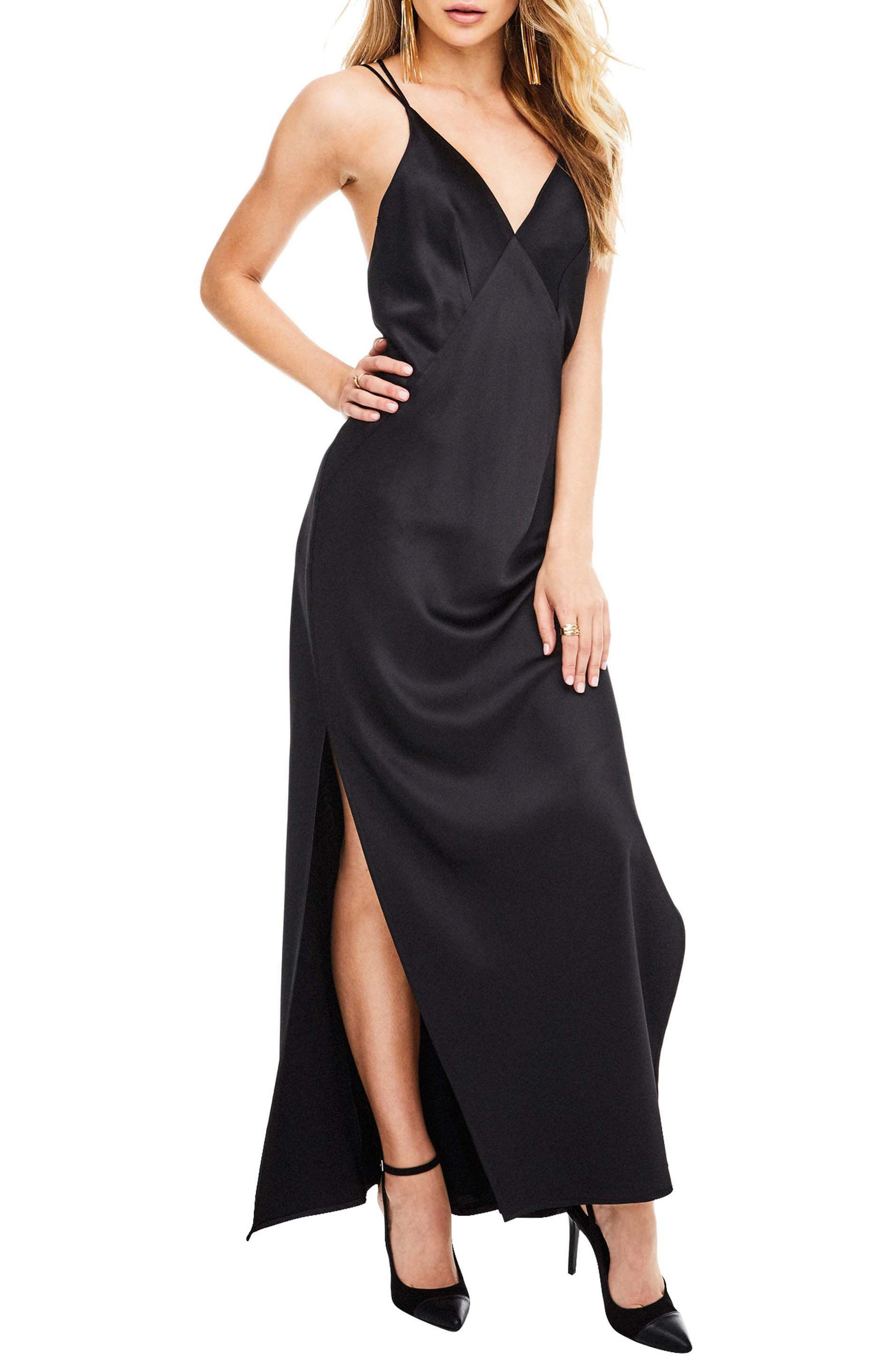 ASTR the Label Raven Maxi Dress