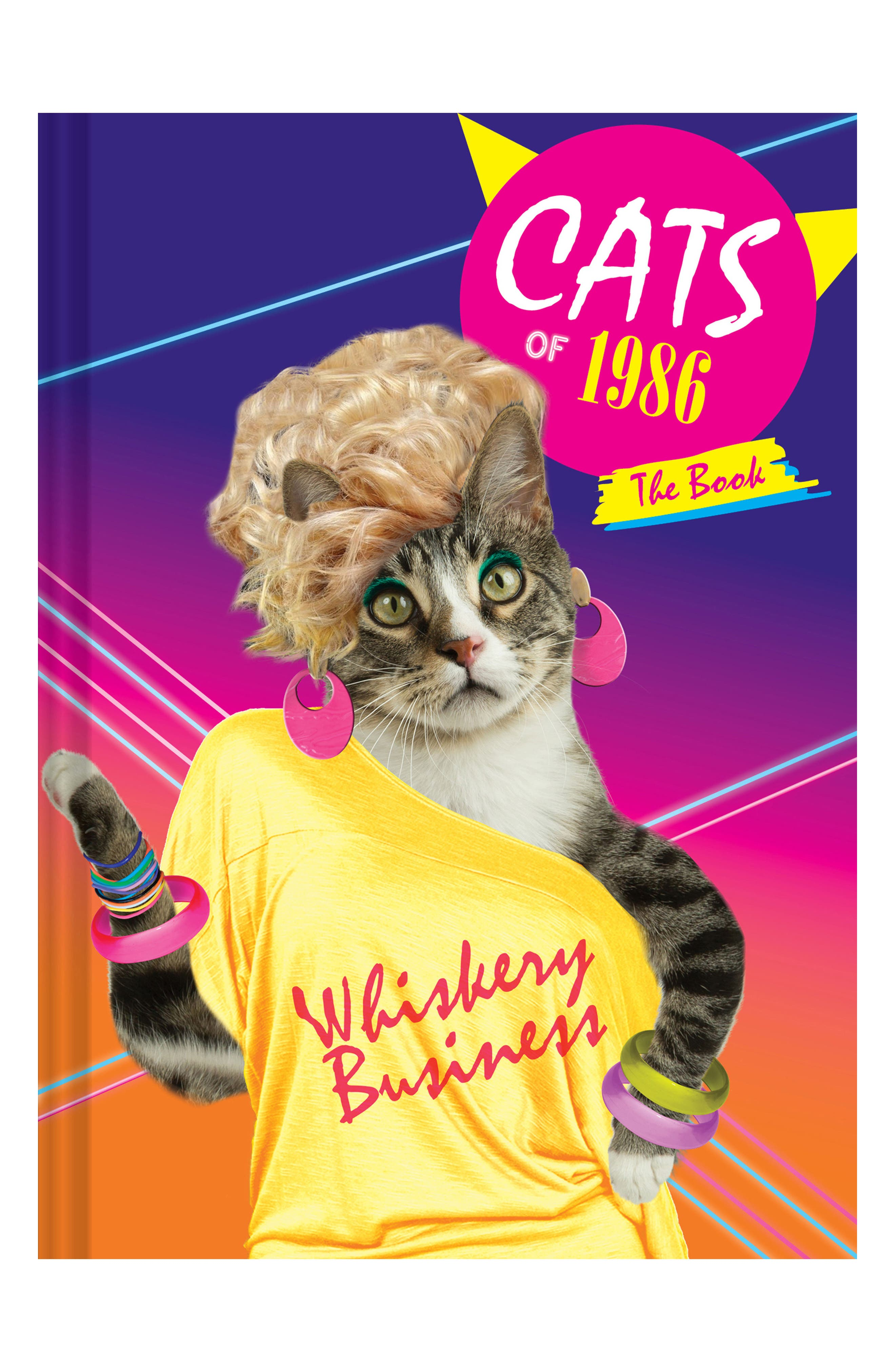 Cats of 1986: The Book
