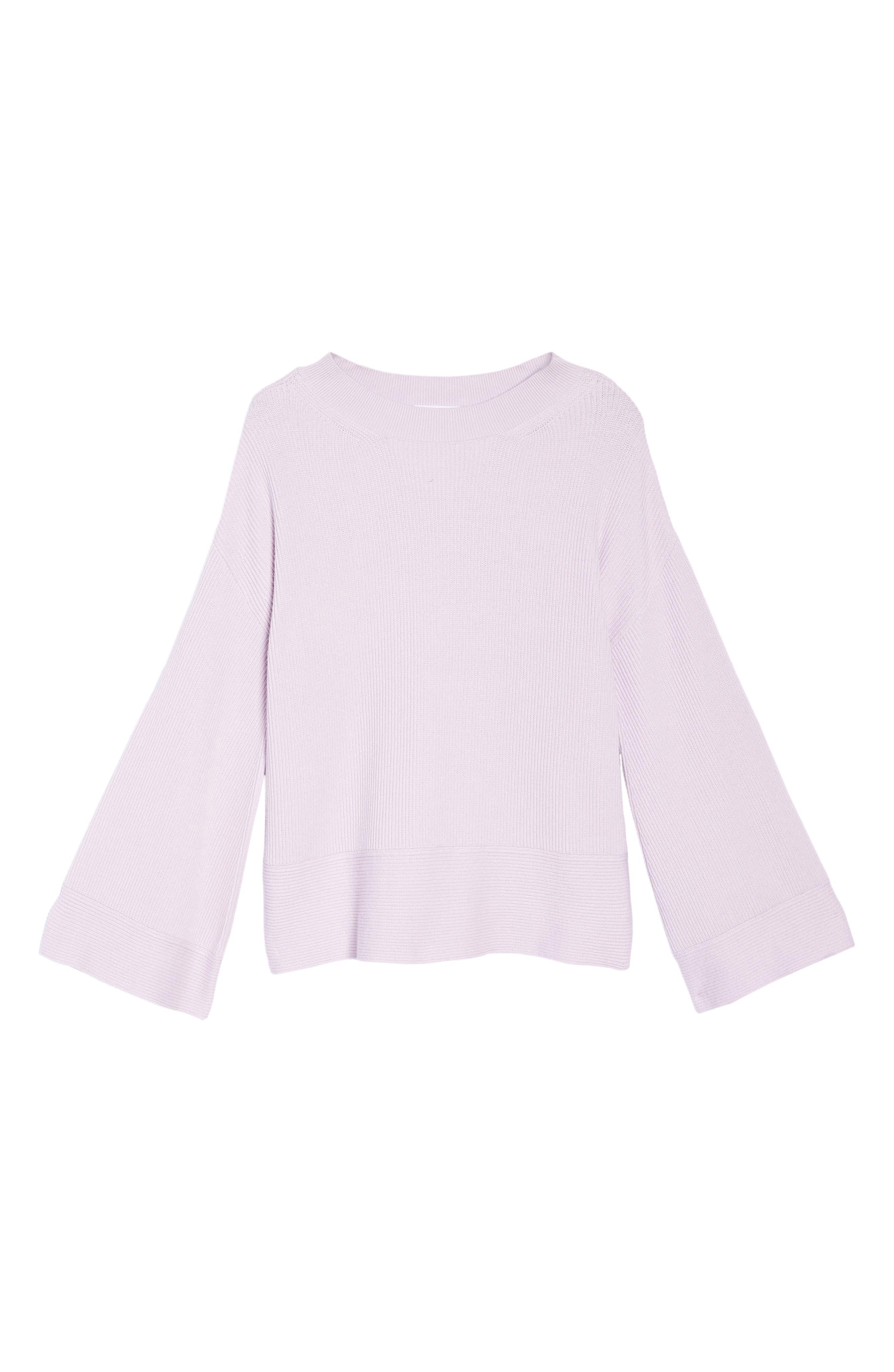 Alternate Image 6  - LACAUSA Sunset Sweater