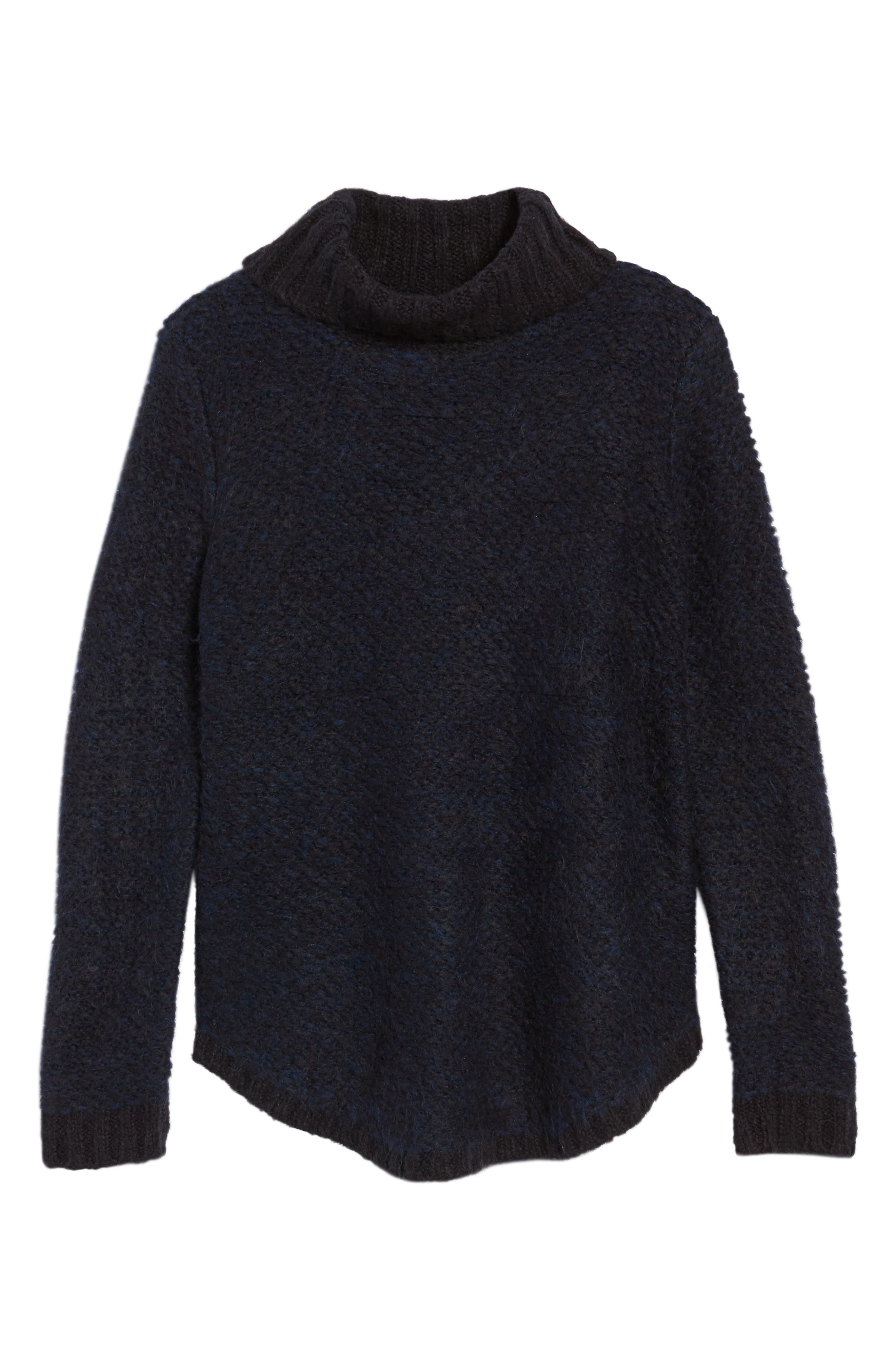 Alternate Image 6  - RVCA Kinks Turtleneck Sweater