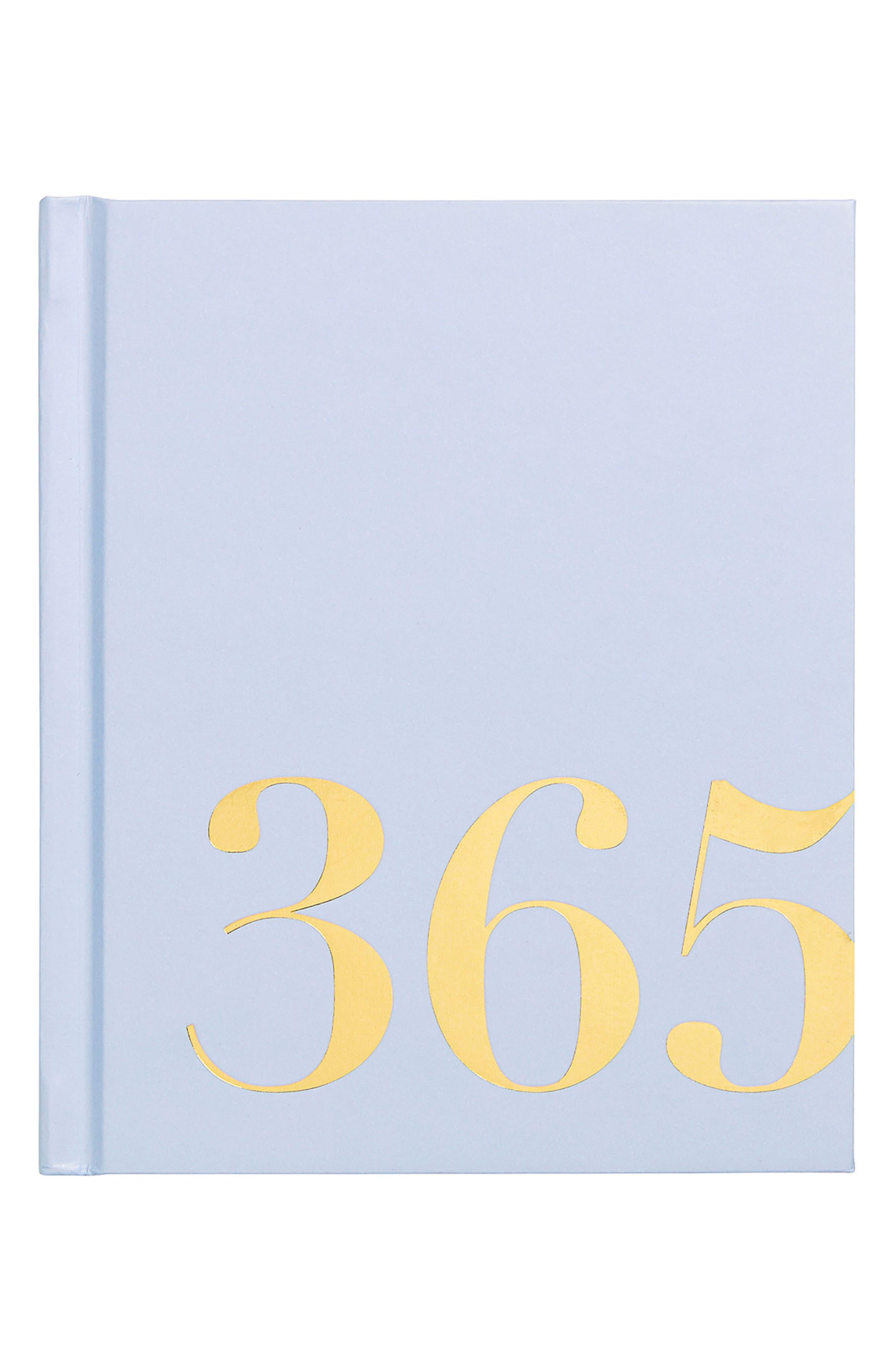 Main Image - kikki.K Time is Now Mini 365 Journal