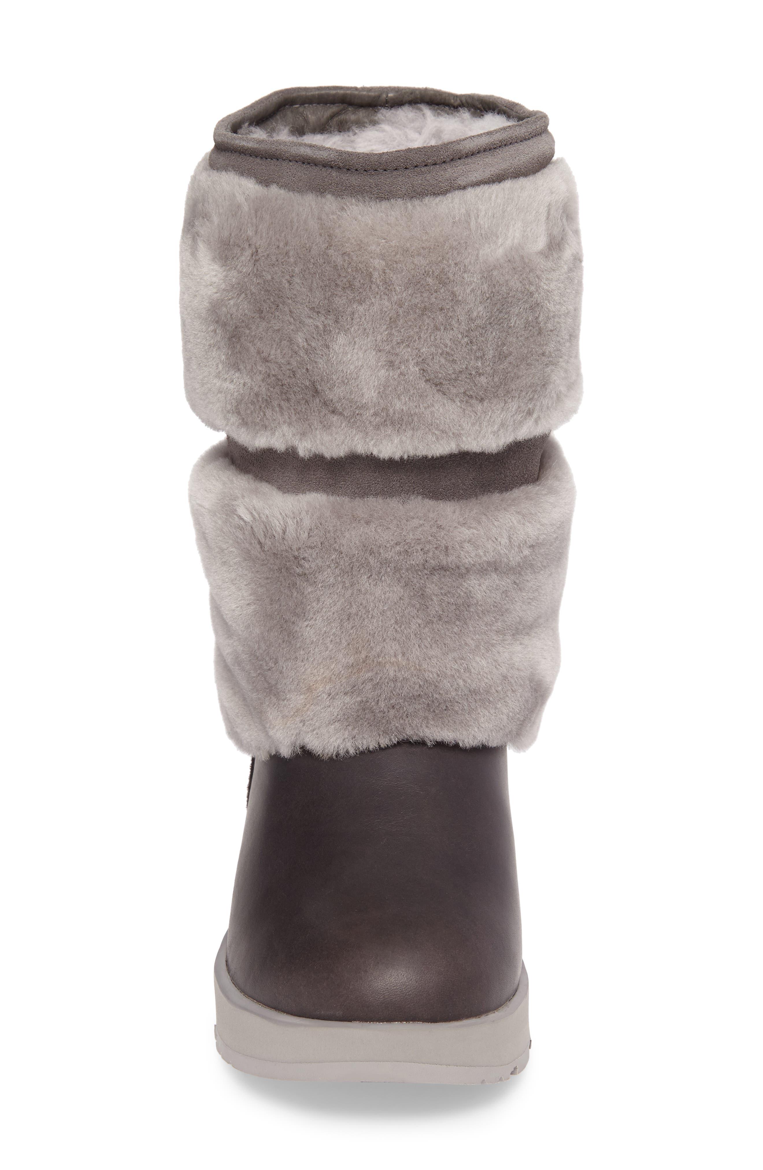 Alternate Image 4  - UGG® Reykir Waterproof Snow Boot (Women)