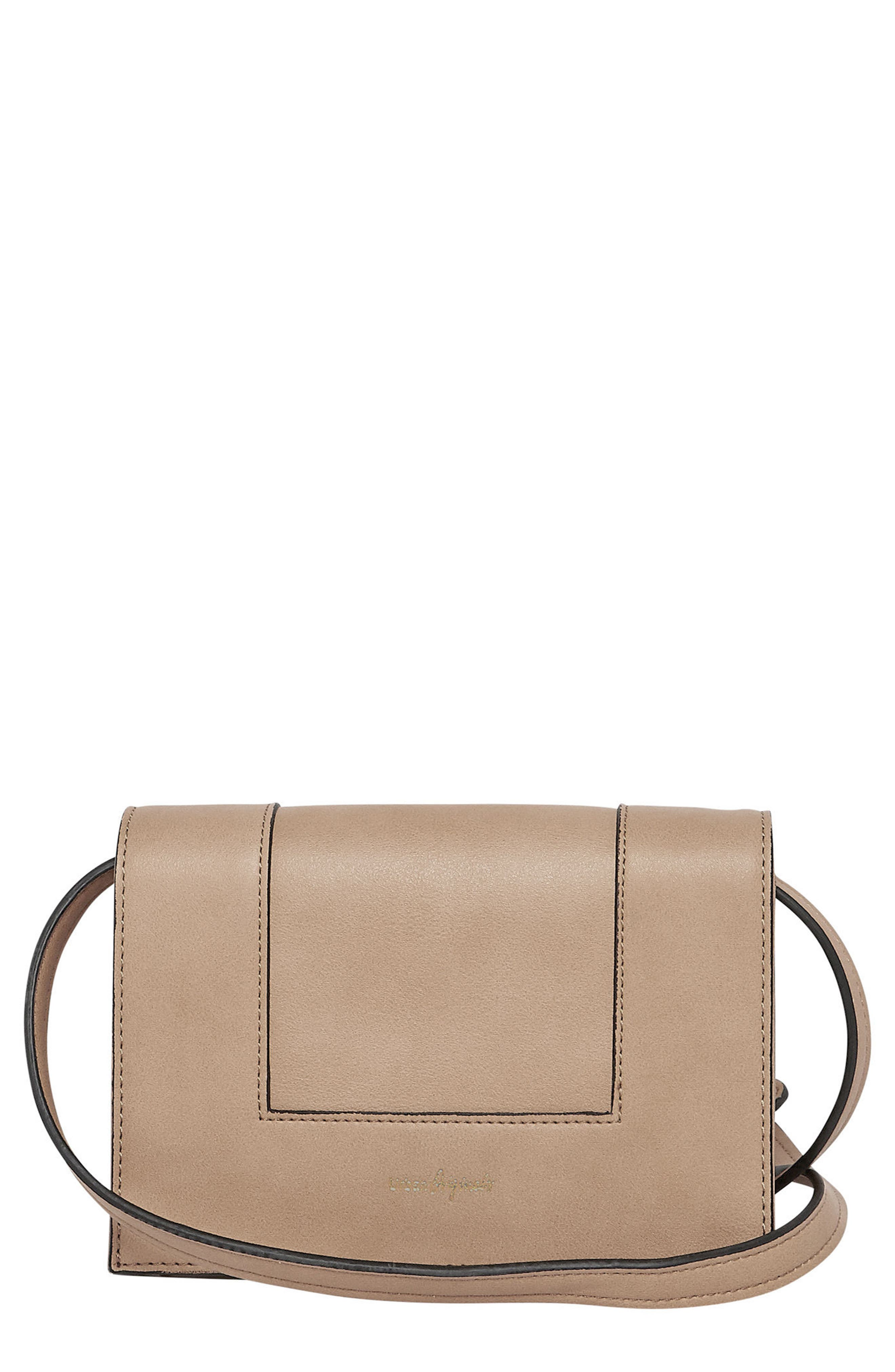 Urban Originals Infinity Vegan Leather Crossbody Bag