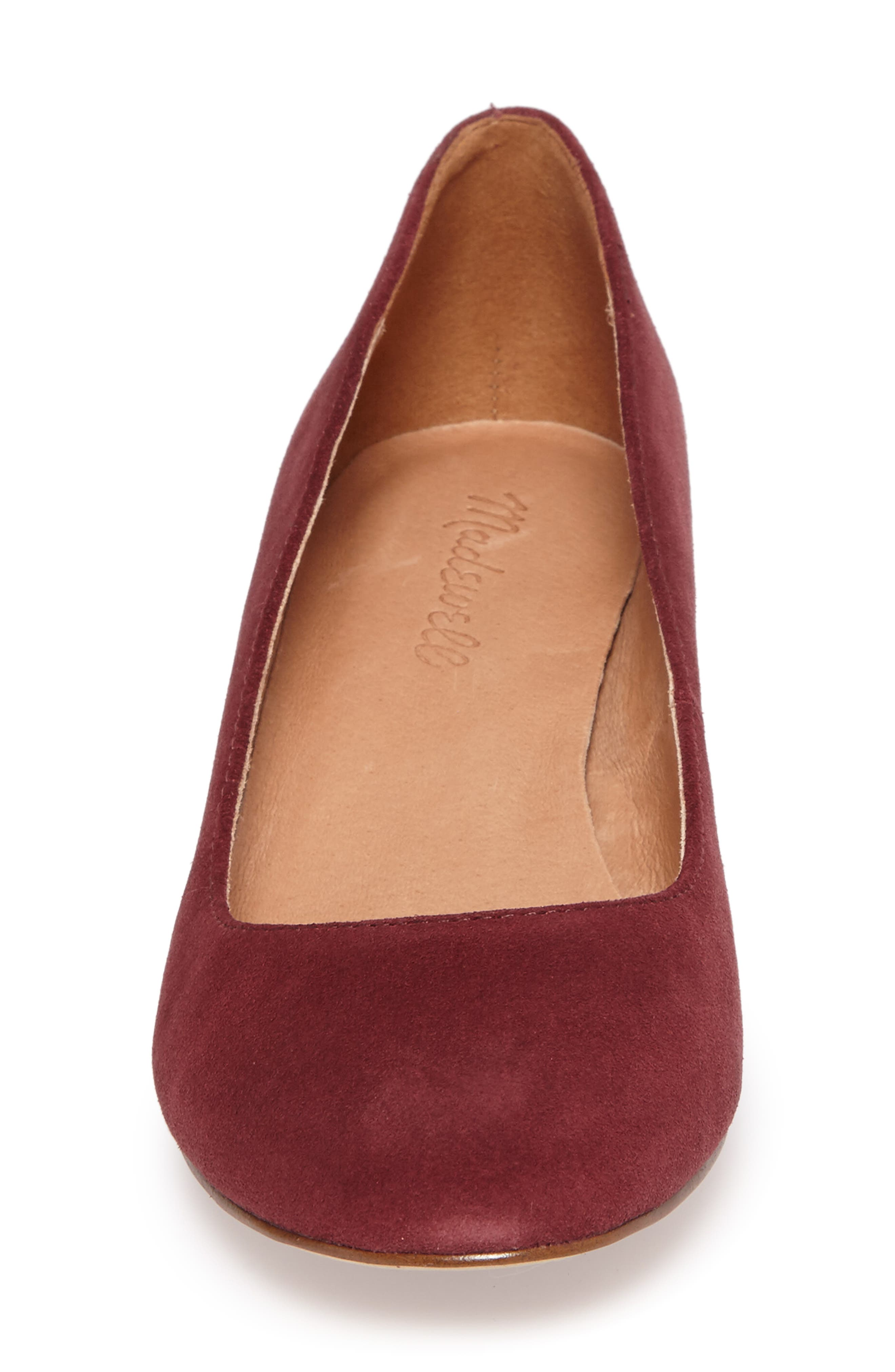 Alternate Image 4  - Madewell Ella Pump (Women)
