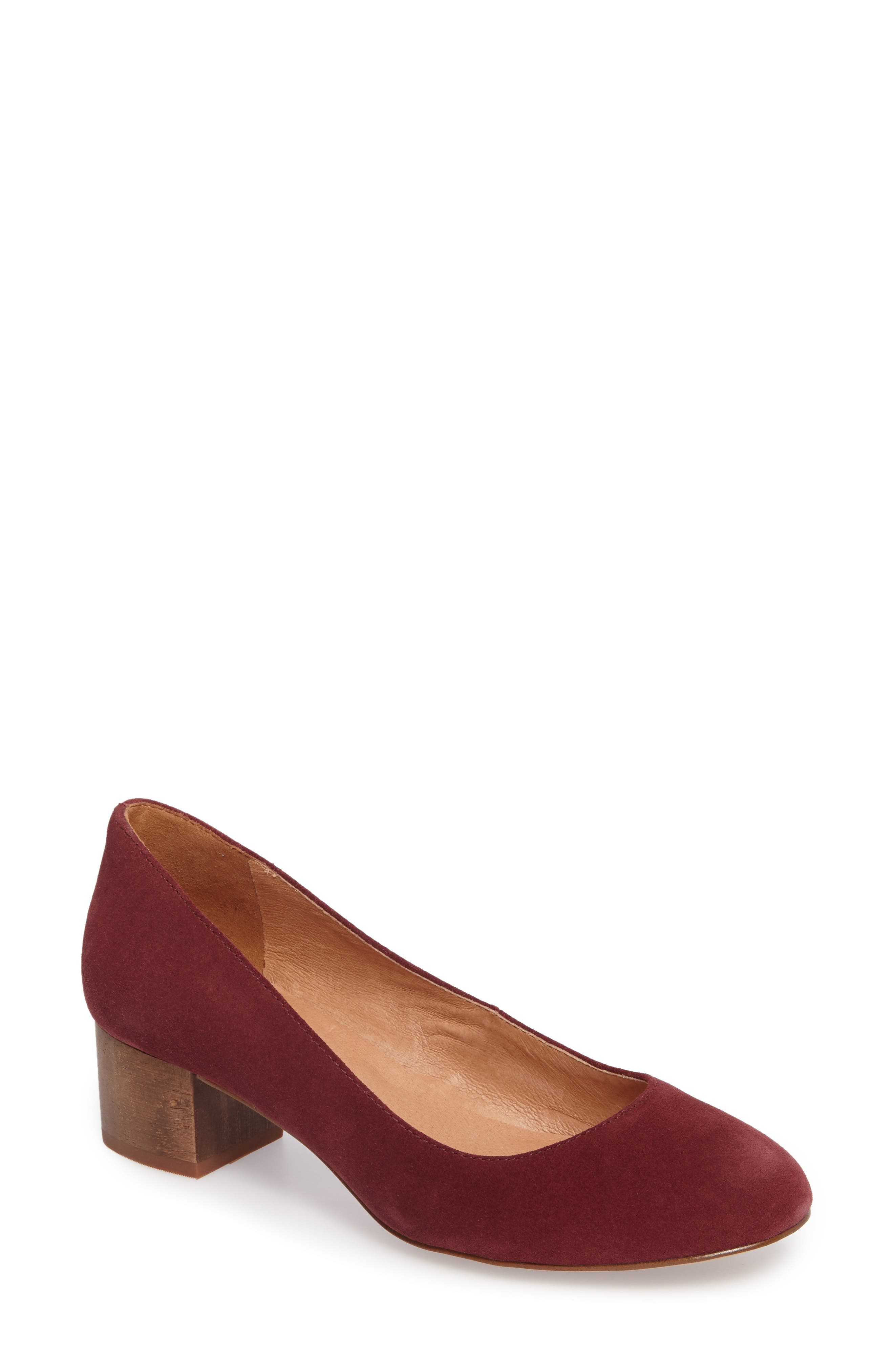Alternate Image 1 Selected - Madewell Ella Pump (Women)